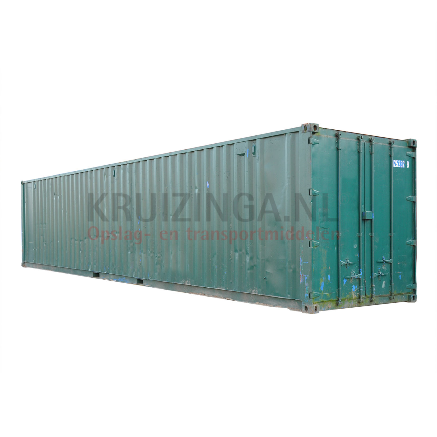 container materieelcontainer 40 ft gebruikt. Black Bedroom Furniture Sets. Home Design Ideas