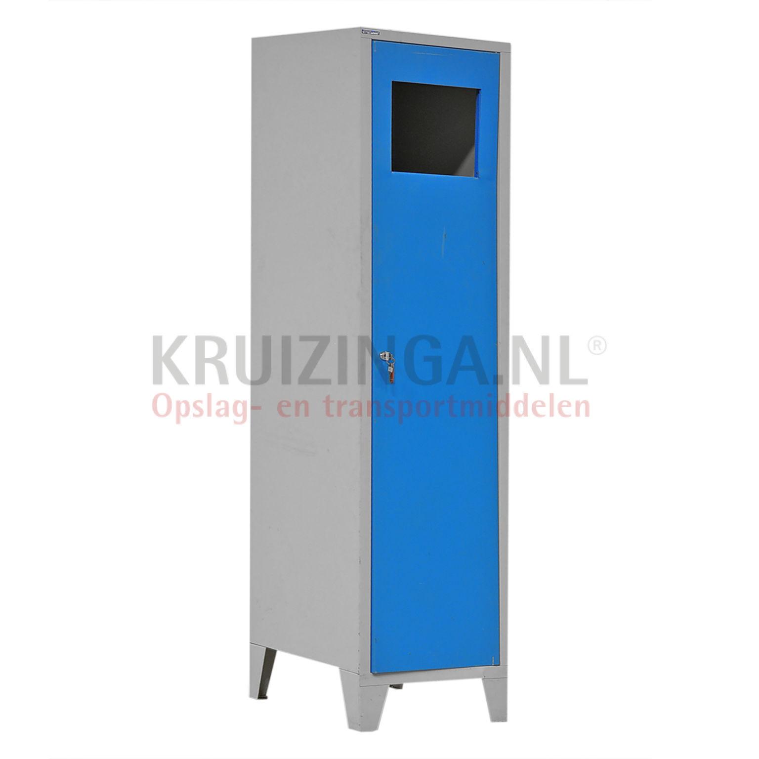 armoire casier 1 porte cylindre occasion partir de. Black Bedroom Furniture Sets. Home Design Ideas