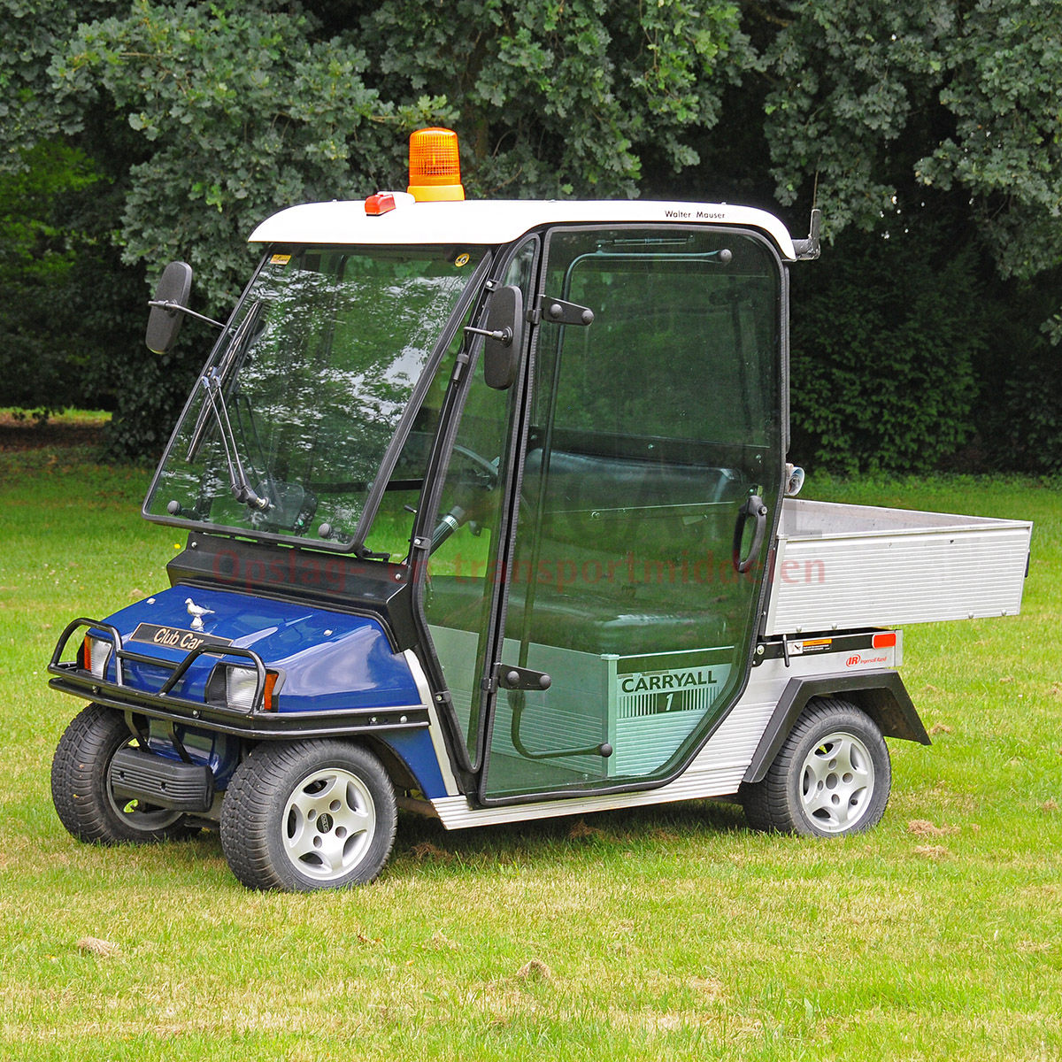 golfwagen club car carryall f r 2 personen mauser cabin. Black Bedroom Furniture Sets. Home Design Ideas