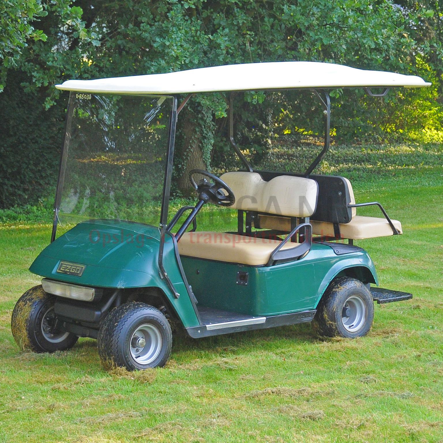 golf cart e z go pour 4 personnes lectrique occasion. Black Bedroom Furniture Sets. Home Design Ideas