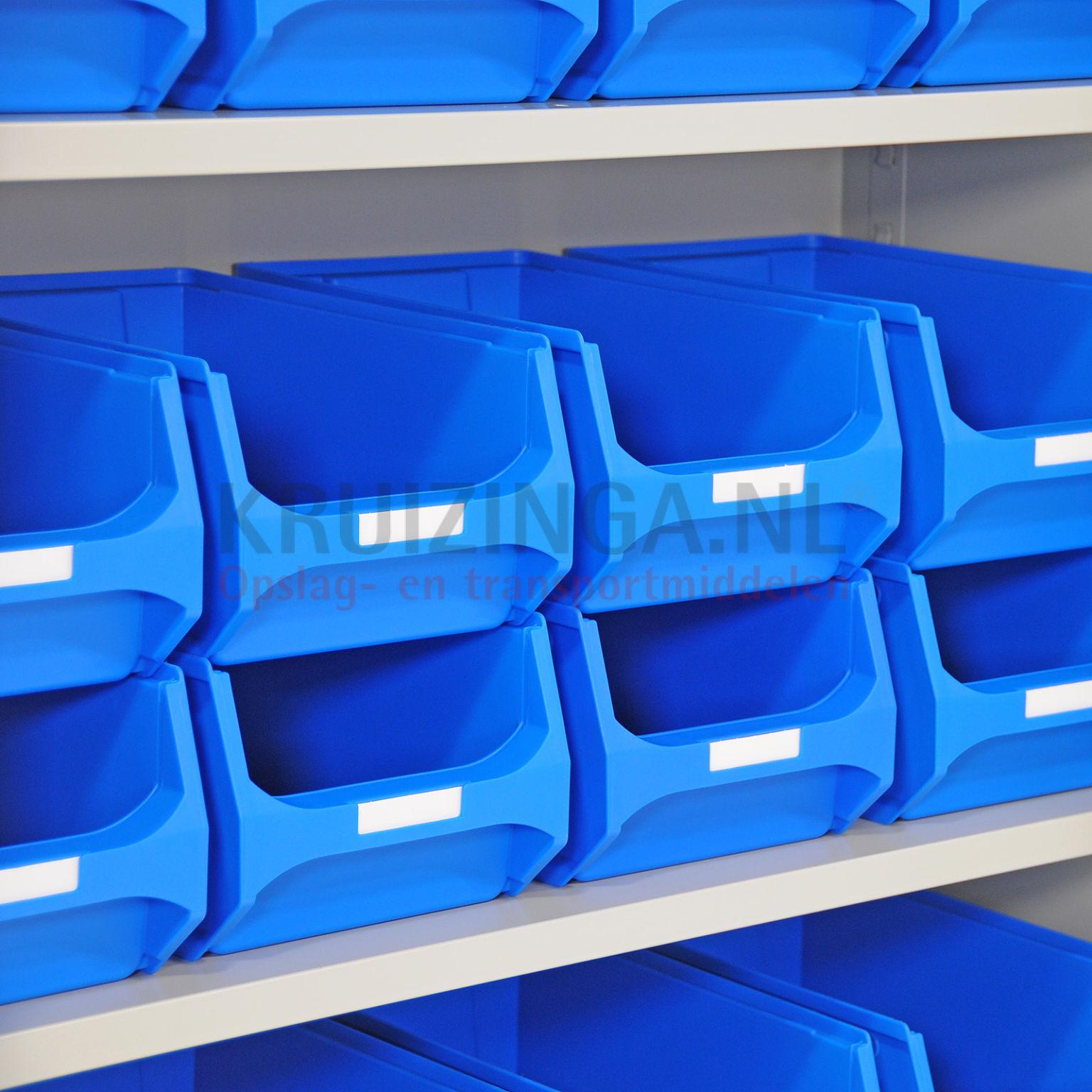 schrank zubeh r mehrpreis 36 sichtlagerboxen mit etiketten ab 148 frei haus. Black Bedroom Furniture Sets. Home Design Ideas