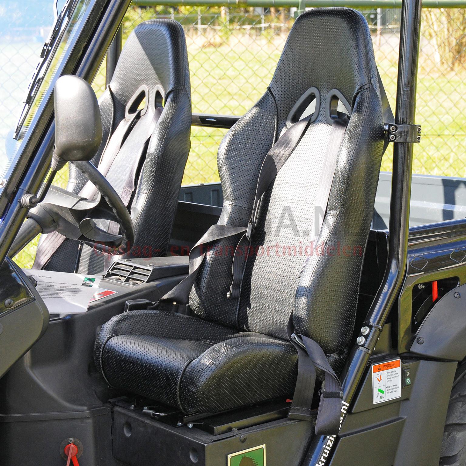 golfwagen frisian motors leffert fm 50 f r 2 personen mit ladefl che elektrisch gebraucht. Black Bedroom Furniture Sets. Home Design Ideas