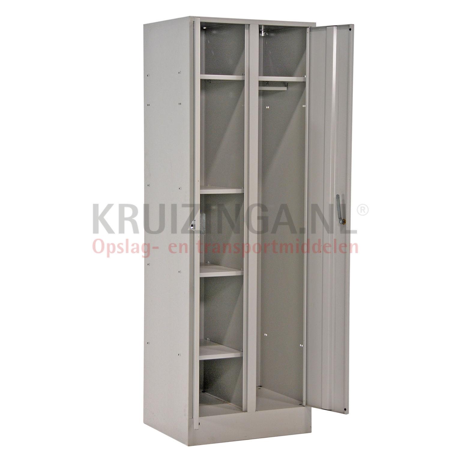 schrank schlie fachschrank 2 t ren vorh ngeschloss gebraucht. Black Bedroom Furniture Sets. Home Design Ideas