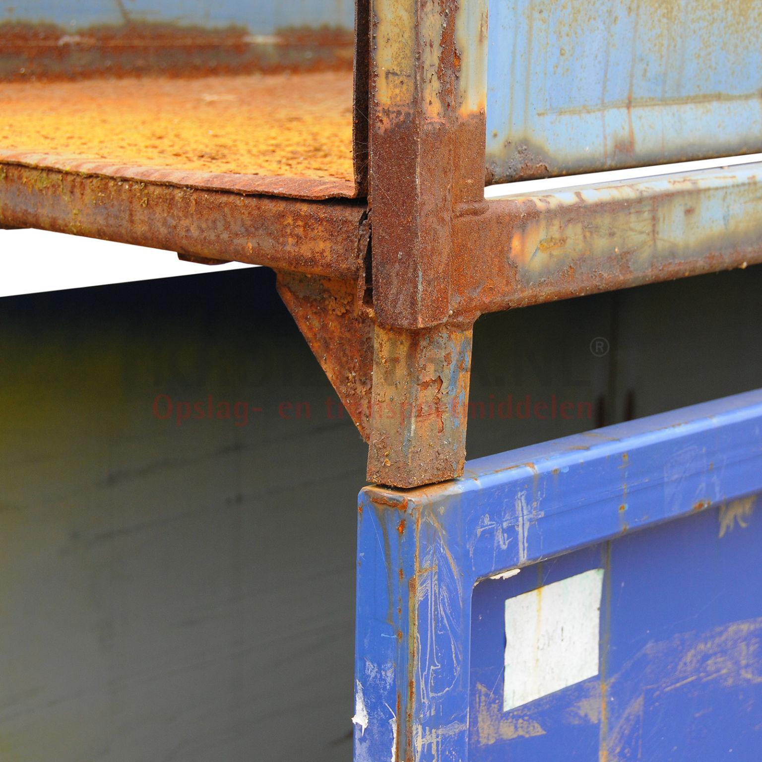 Chariot pour charges longues construction compact for Construction container belgique