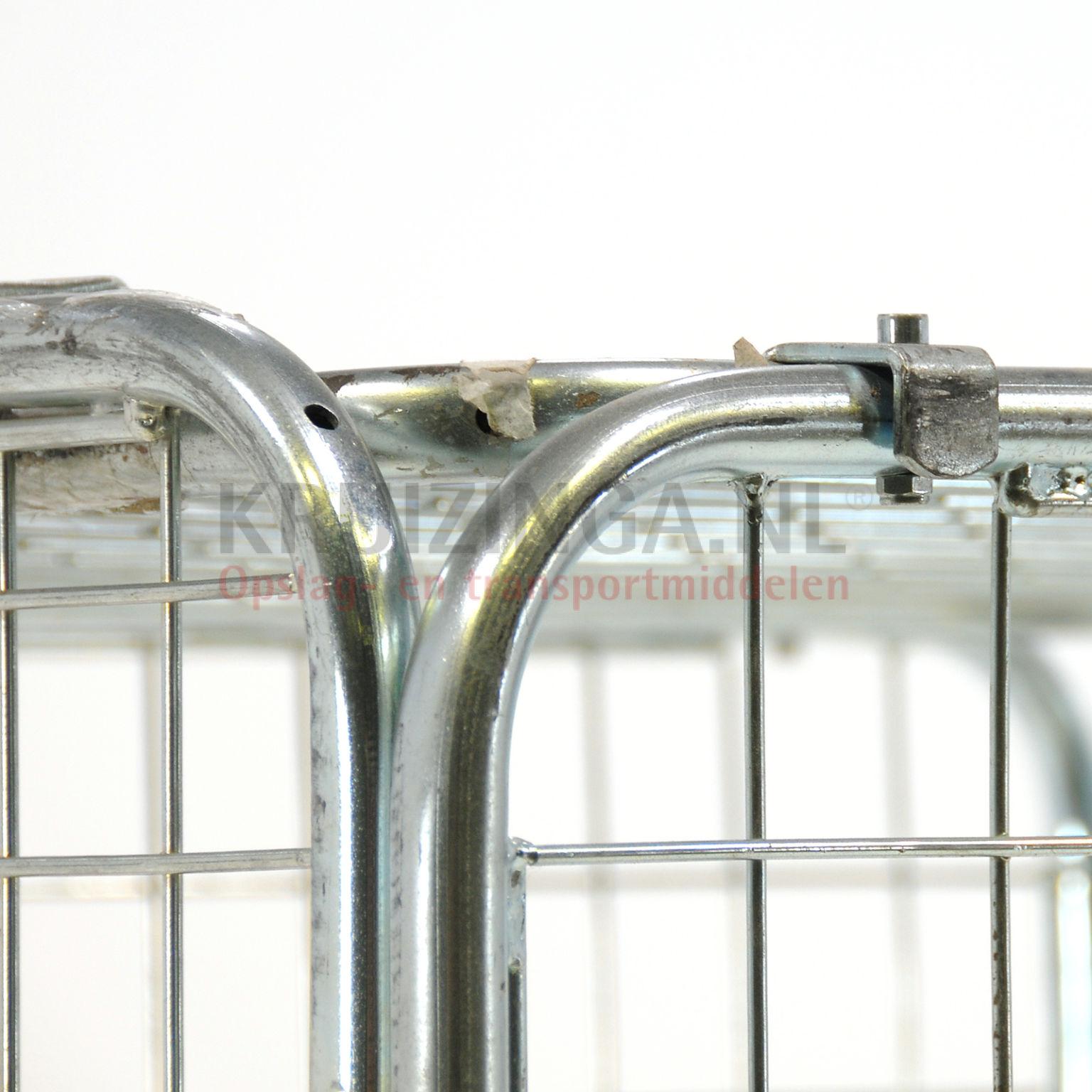 Roll conteneur anti vol construction compact occasion for Conteneur construction
