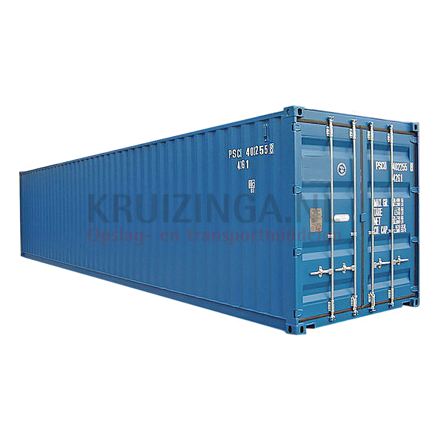 container materialcontainer 40 fu 4150. Black Bedroom Furniture Sets. Home Design Ideas