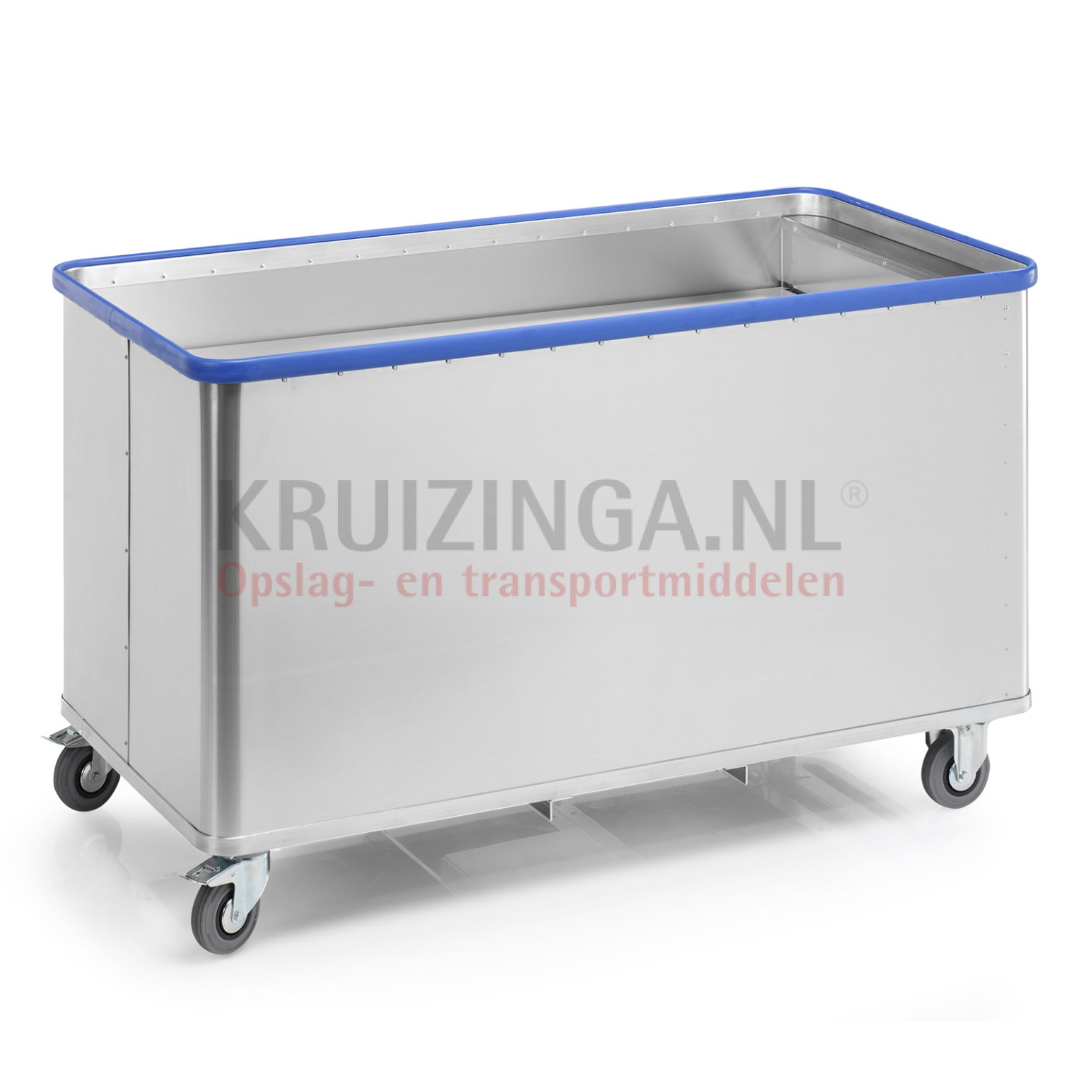 Transport trolleys aluminium boxes container trolley with for Surface container
