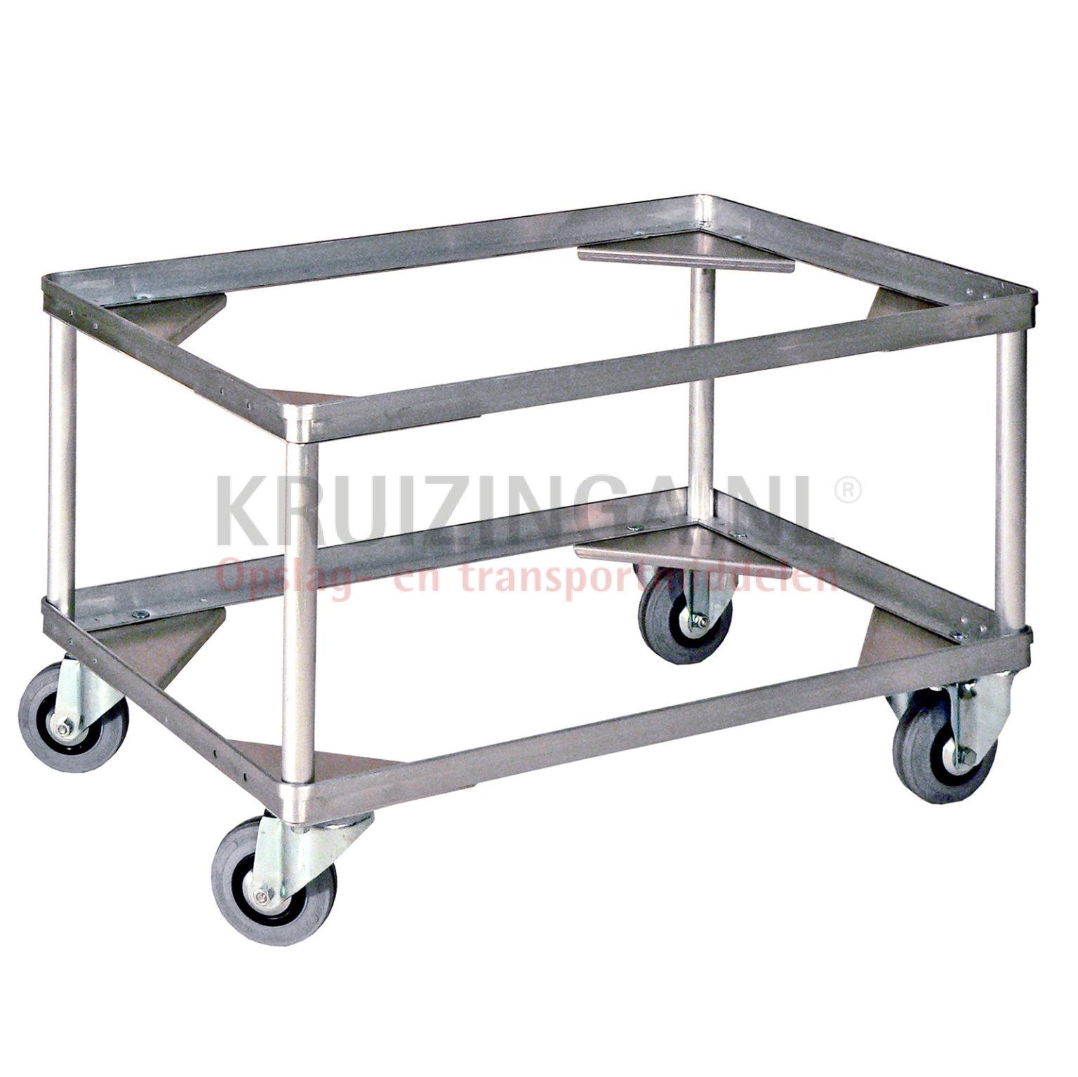 chariot ch ssis plateau roulant cadres roulants haut 148 frais de livraison inclus. Black Bedroom Furniture Sets. Home Design Ideas