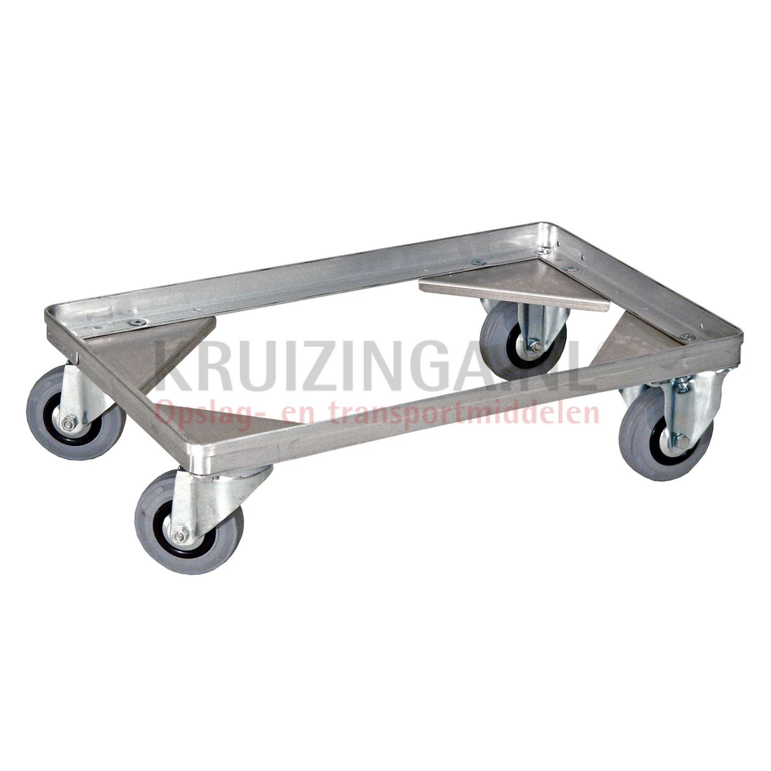 chariot ch ssis plateau roulant aluminium 77 frais de livraison inclus. Black Bedroom Furniture Sets. Home Design Ideas
