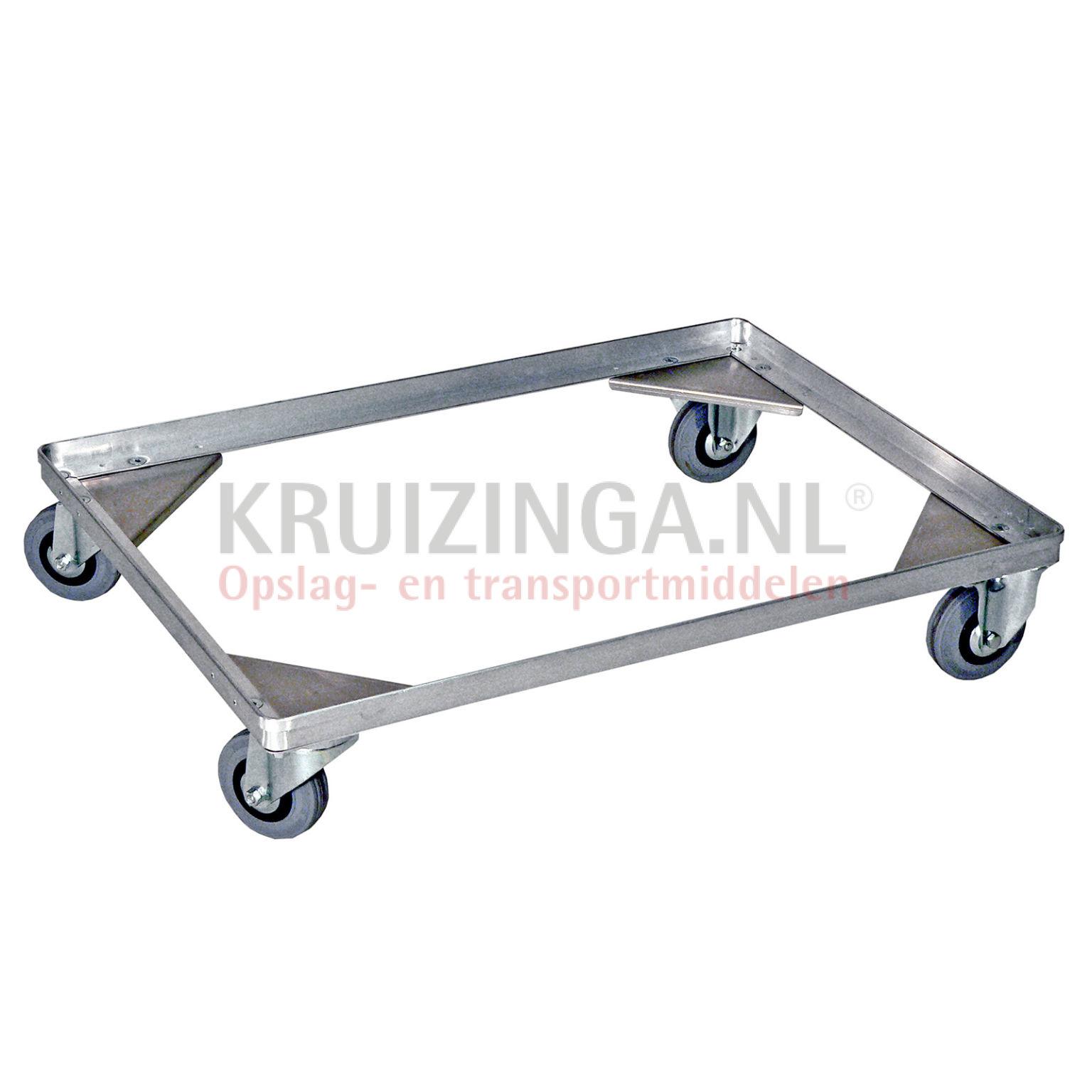 chariot ch ssis plateau roulant aluminium 83 50 frais de livraison inclus. Black Bedroom Furniture Sets. Home Design Ideas