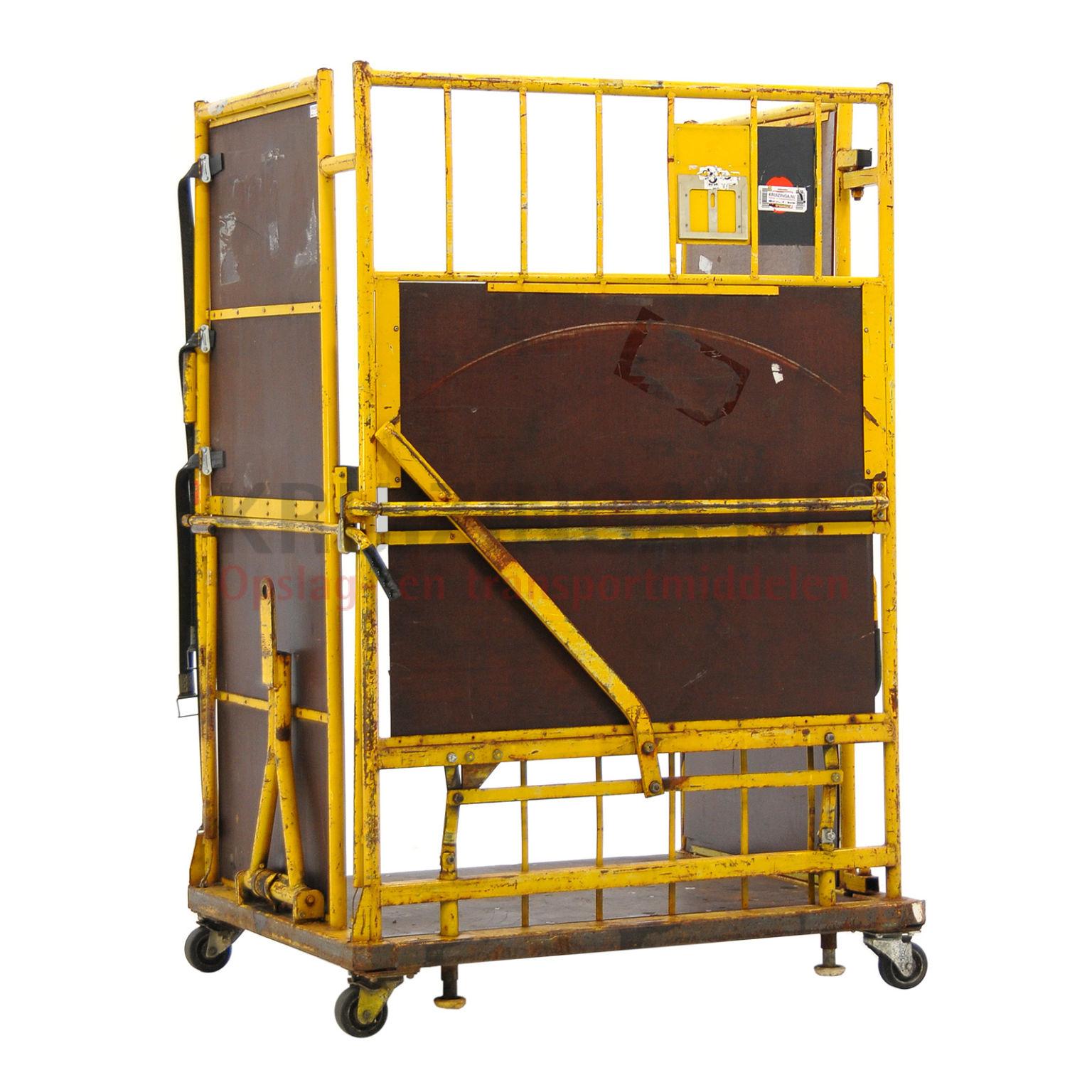 Roll conteneur conteneur meubles construction compact for Conteneur construction