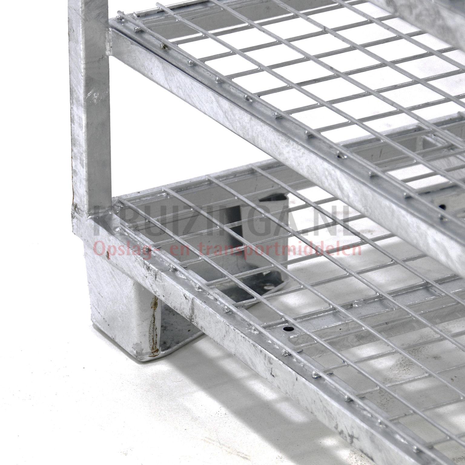 Conteneur transport construction fixe empilable avec 9 for Conteneur construction