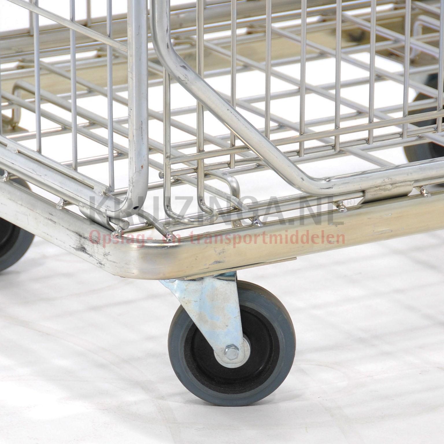 Roll conteneur conteneur mobile pour les laveries for Conteneur construction