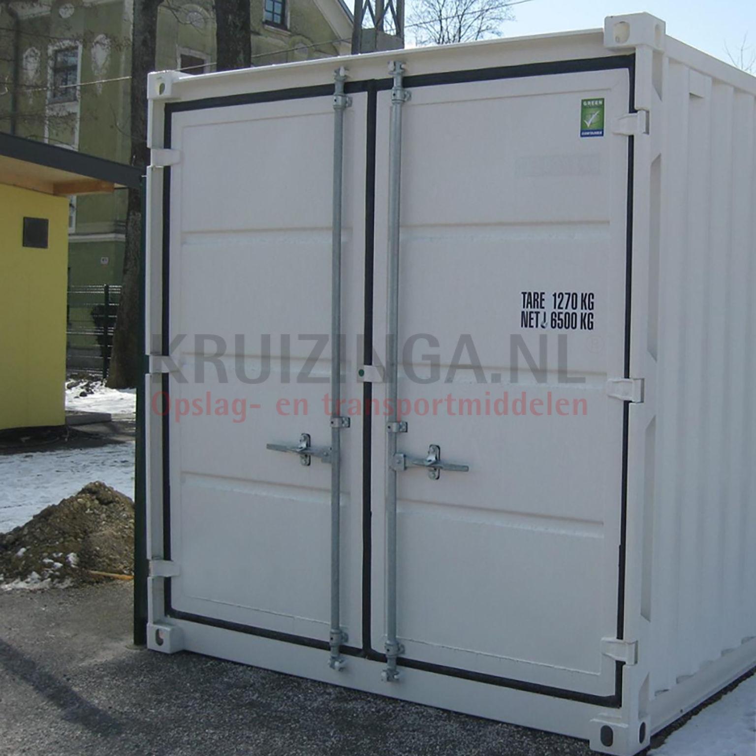 container mehrpreis 2 teilige fl gelt r an der stirnseite. Black Bedroom Furniture Sets. Home Design Ideas