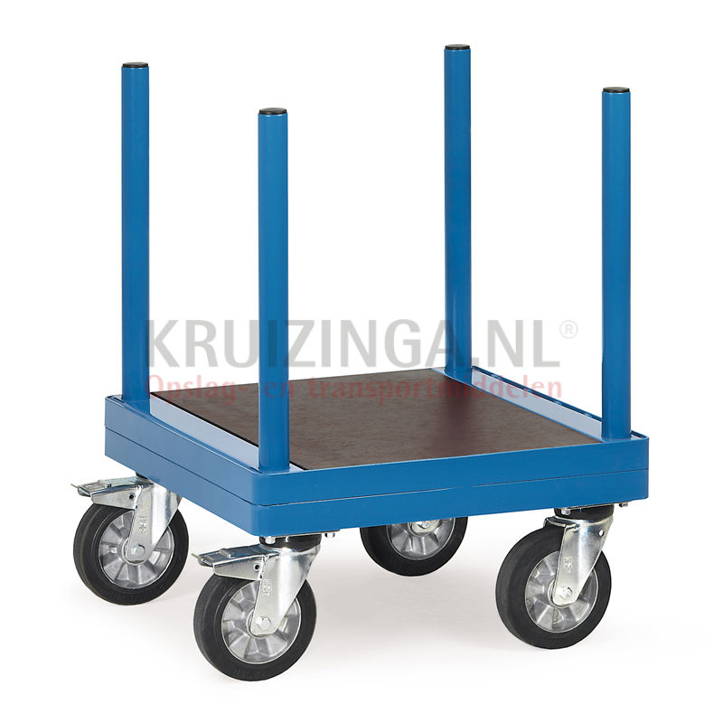 chariot pour charges longues plateau roulant plate forme de chargement de imperm able multiplex. Black Bedroom Furniture Sets. Home Design Ideas