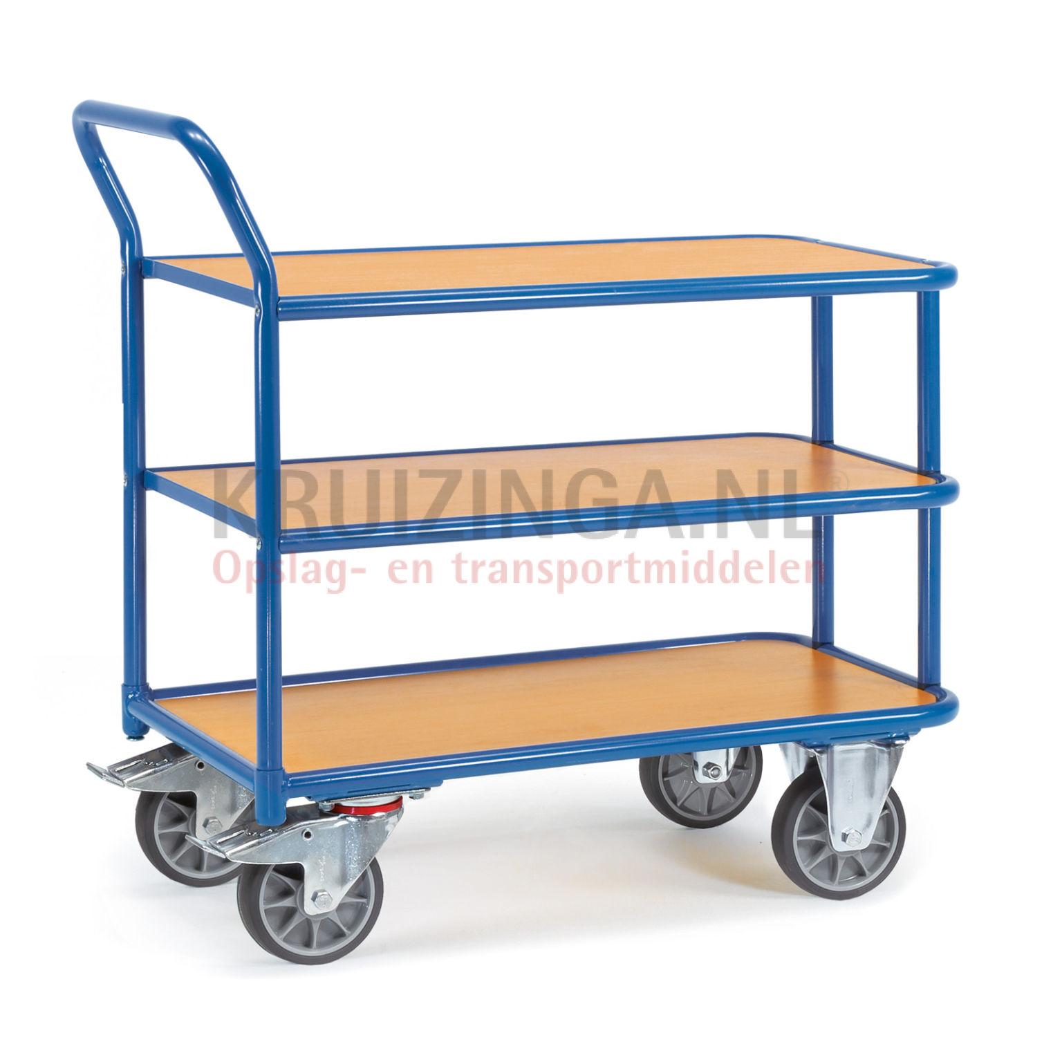 tischwagen rollwagen tischwagen steck und schraubprinzip 261 frei haus. Black Bedroom Furniture Sets. Home Design Ideas