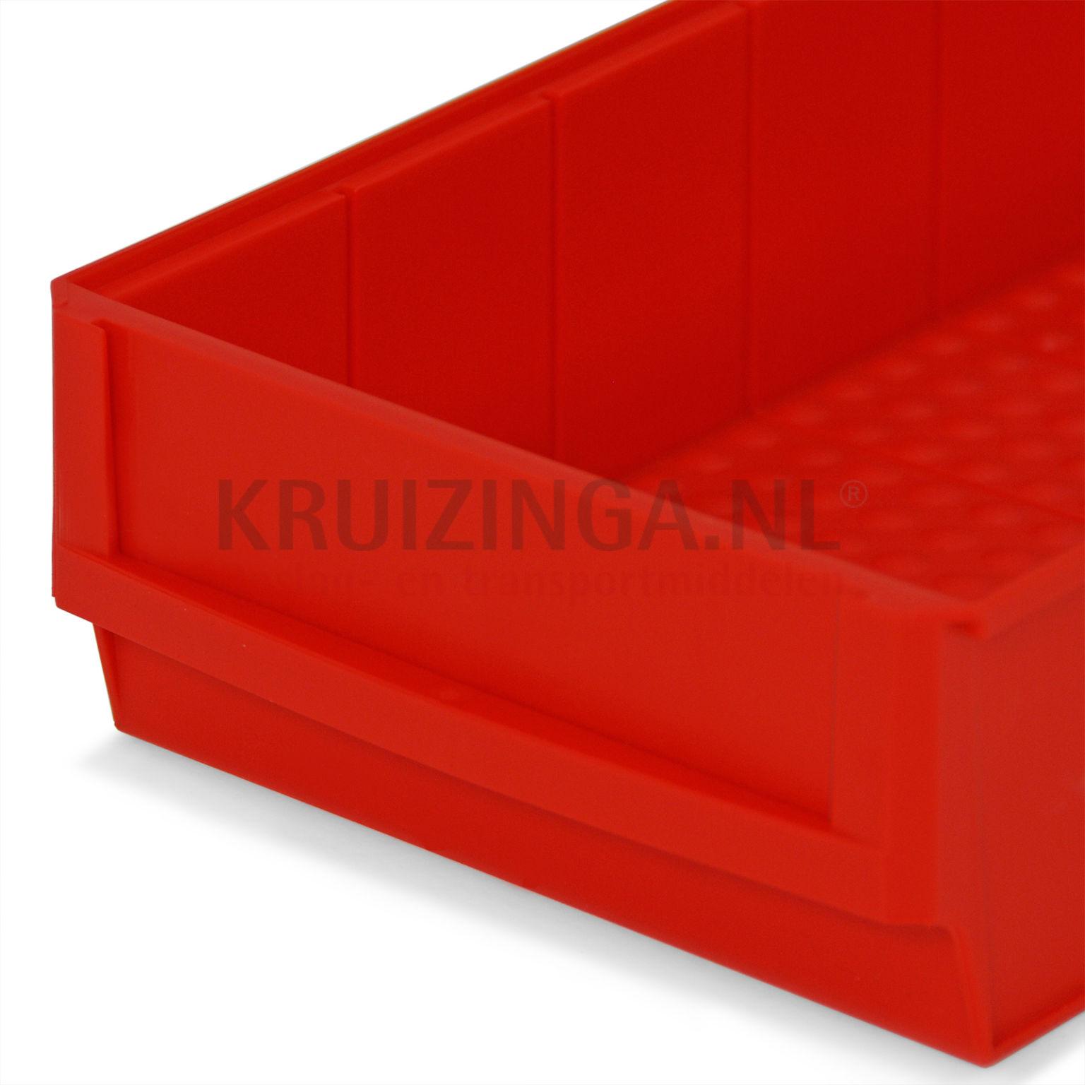 sichtlagerk sten kunststoff mit etiketthalter stapelbar ab 2 65 frei haus. Black Bedroom Furniture Sets. Home Design Ideas