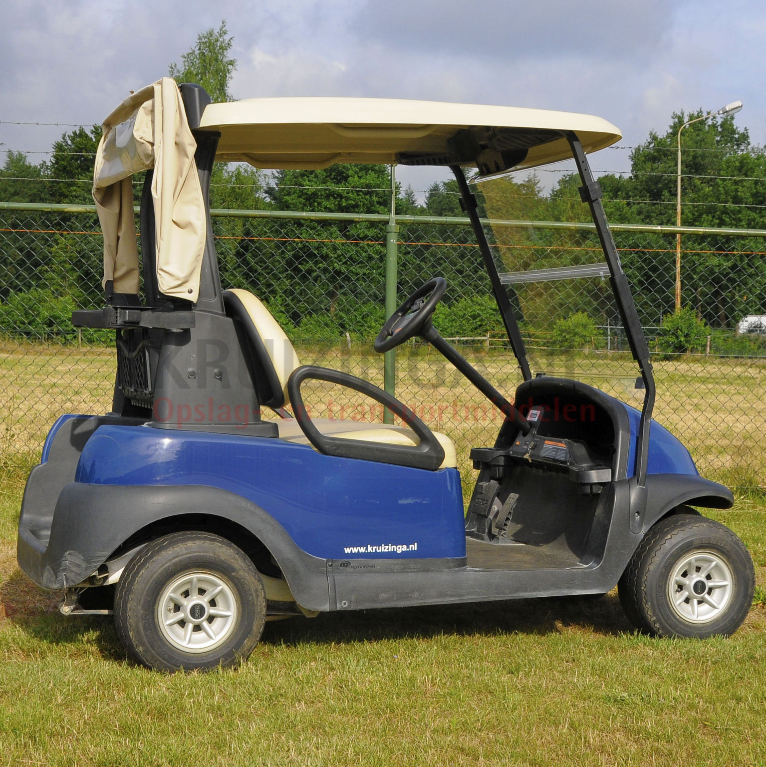 golf cart club car precedent pour 2 personnes lectrique occasion. Black Bedroom Furniture Sets. Home Design Ideas