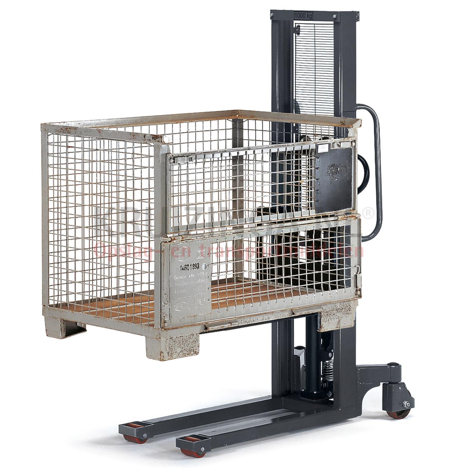 transpalette gerbeur gerbeur hydraulique 966 frais de. Black Bedroom Furniture Sets. Home Design Ideas