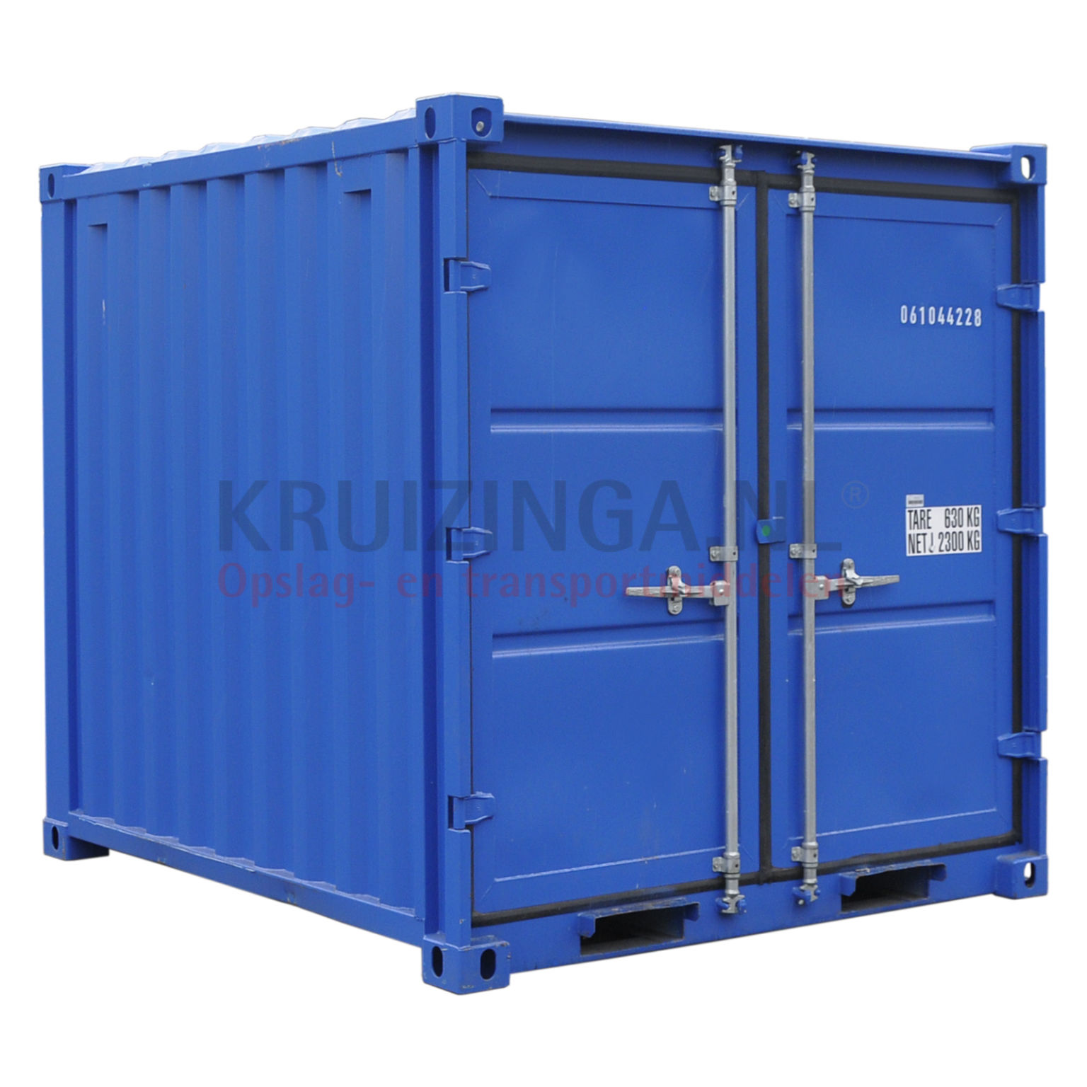 container materieelcontainer 8 ft gebruikt. Black Bedroom Furniture Sets. Home Design Ideas