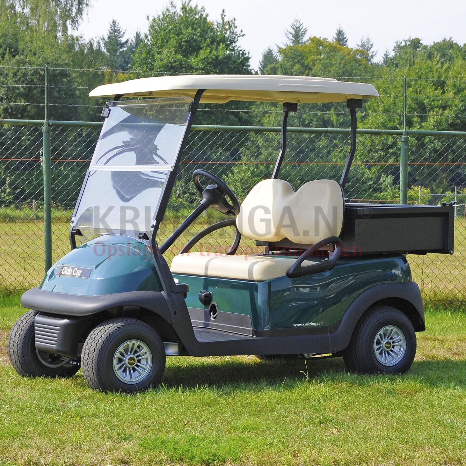 golf cart club car precedent incl benne lectrique occasion partir de 6149 25 frais de. Black Bedroom Furniture Sets. Home Design Ideas