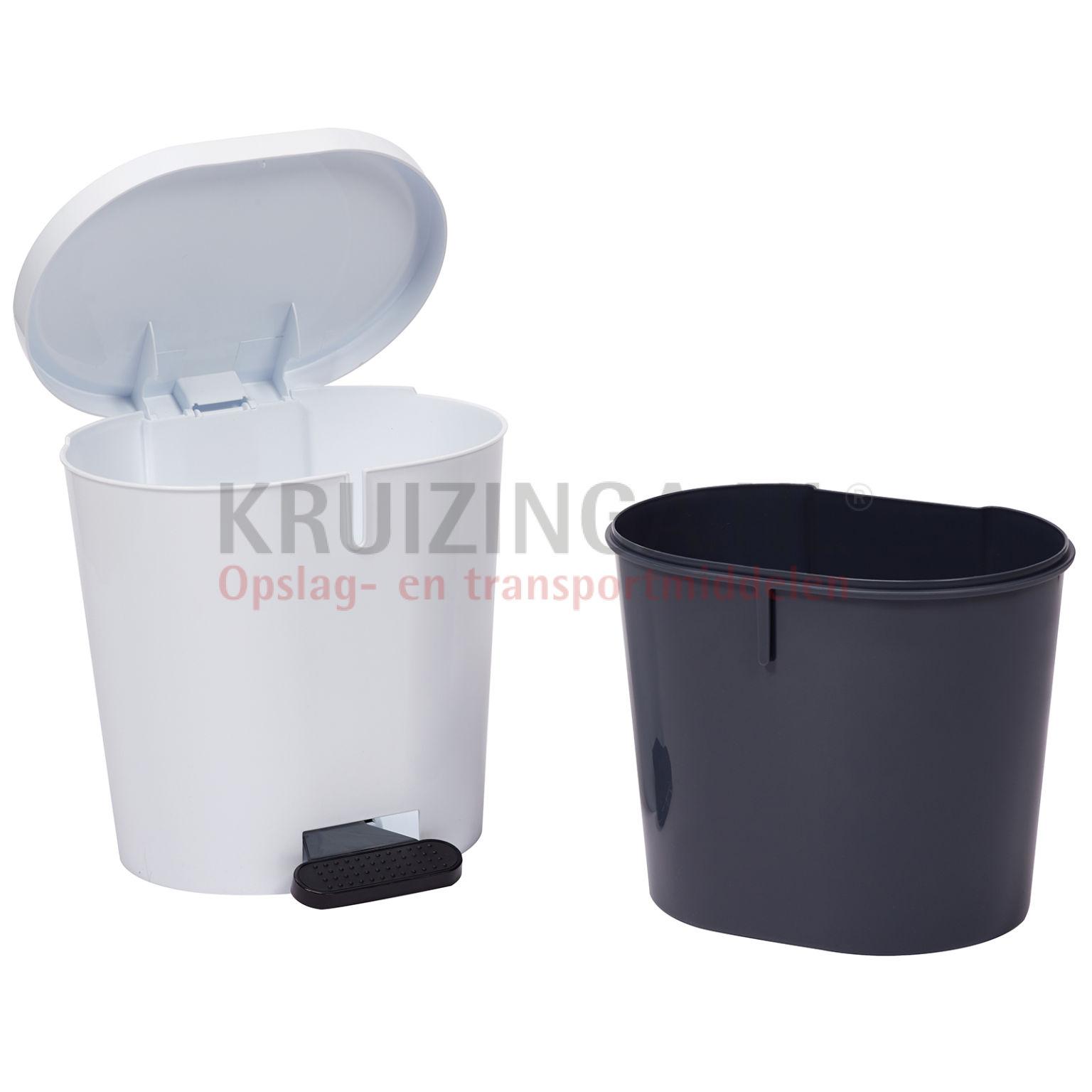 abfallbeh lter abfall und reinigung kunststoff m lltonne mit deckel auf st nder ab 13 25 frei. Black Bedroom Furniture Sets. Home Design Ideas