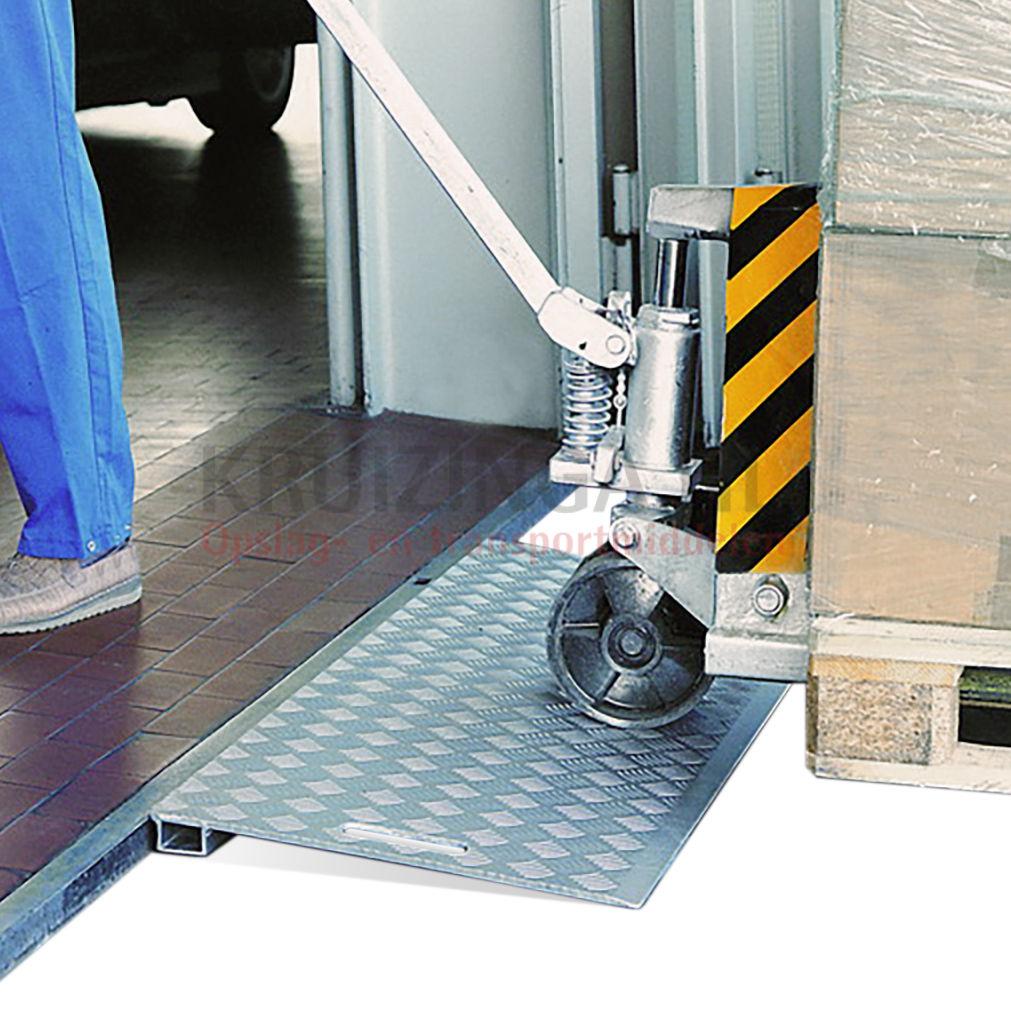 verladeschienen auffahrrampen schwellenplatte aluminium 7 bis 11 cm 528 frei haus. Black Bedroom Furniture Sets. Home Design Ideas