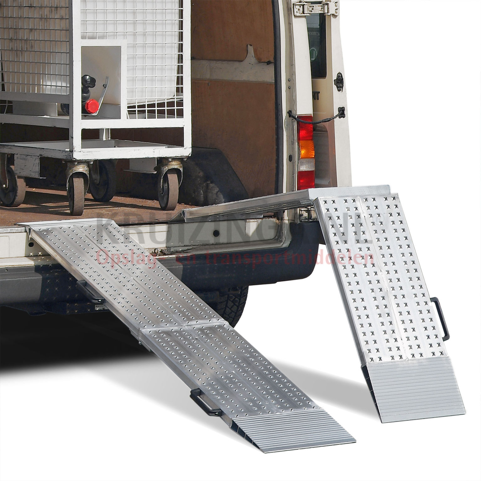 verladeschienen auffahrrampen auffahrrampe einklapbar aluminium 200 cm pro st ck 454 frei. Black Bedroom Furniture Sets. Home Design Ideas