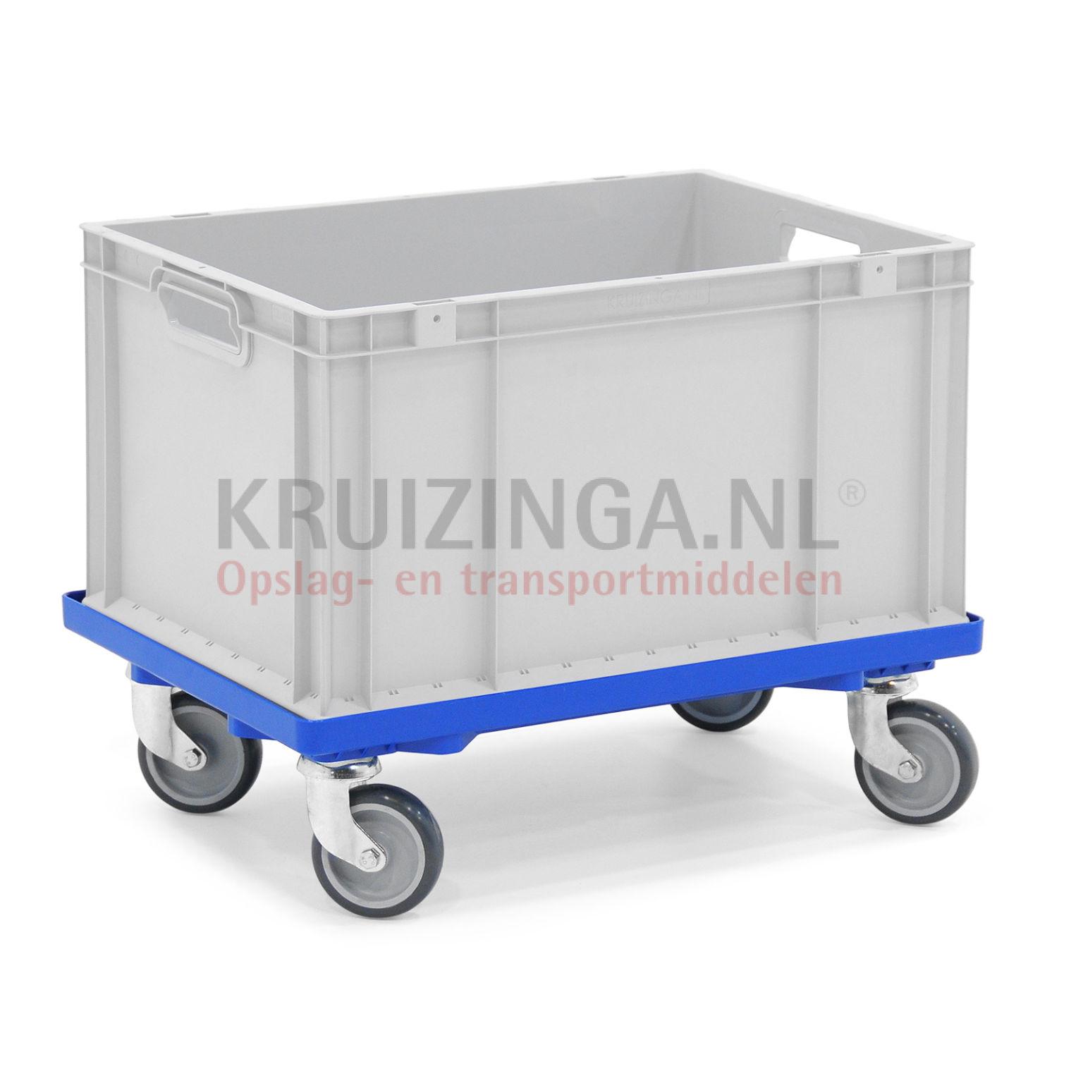 chariot ch ssis plateau roulant 4 roues pivotantes sans frein partir de 17 40 frais de. Black Bedroom Furniture Sets. Home Design Ideas
