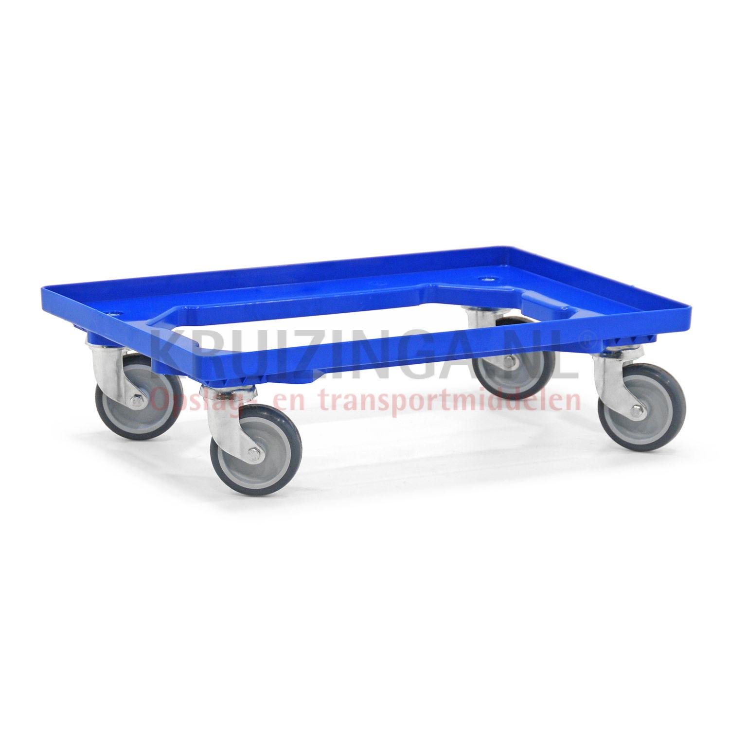 chariot ch ssis plateau roulant 4 roues pivotantes sans. Black Bedroom Furniture Sets. Home Design Ideas