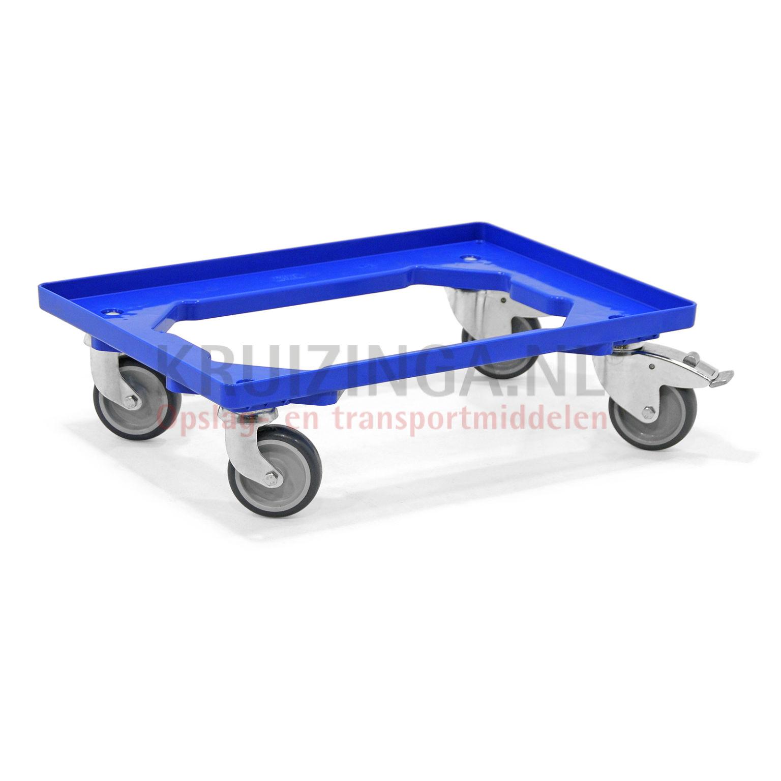 chariot ch ssis plateau roulant 4 roues pivotantes avec 2 frein partir de 18 90 frais de. Black Bedroom Furniture Sets. Home Design Ideas