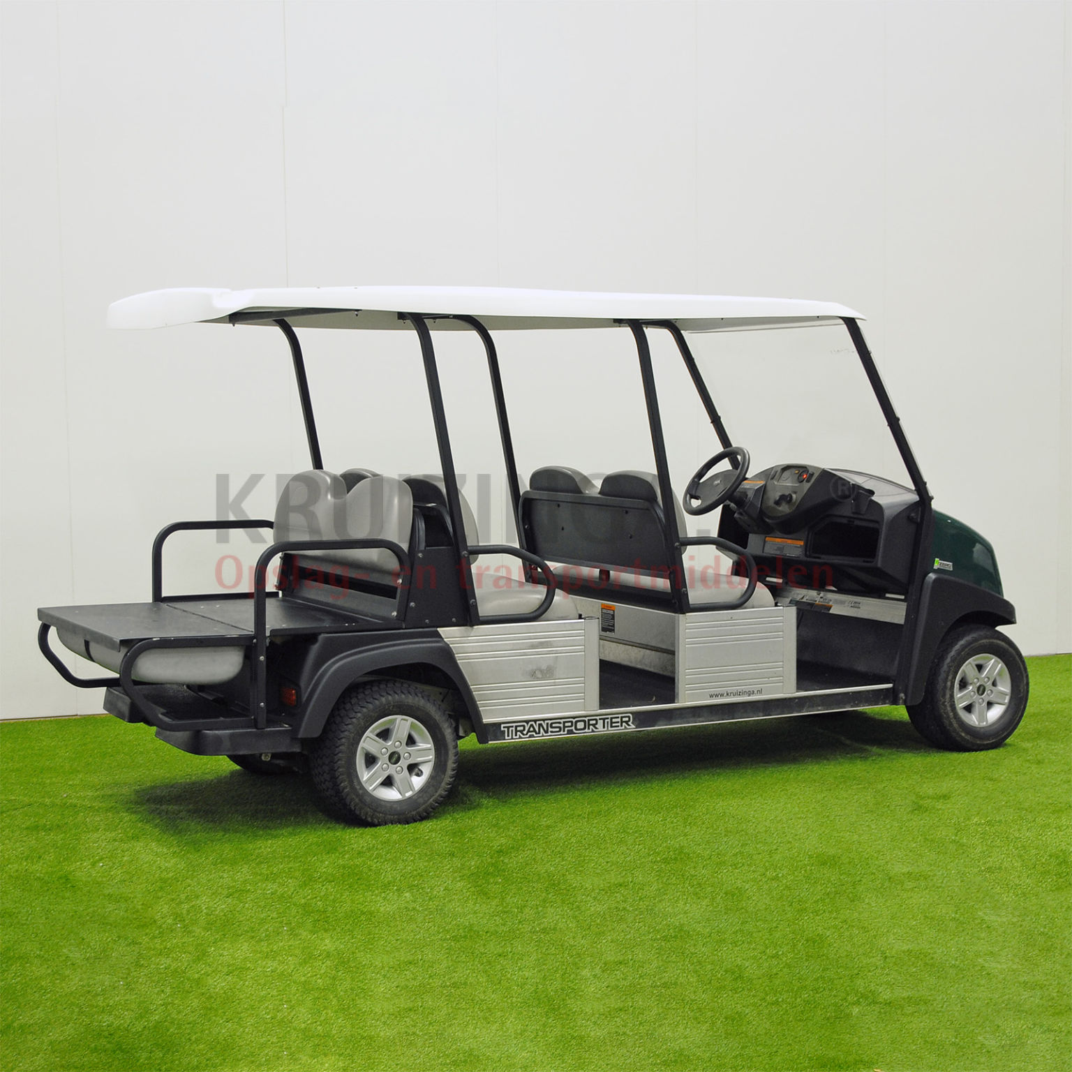 golf cart club car transporter pour 6 personnes lectrique occasion. Black Bedroom Furniture Sets. Home Design Ideas