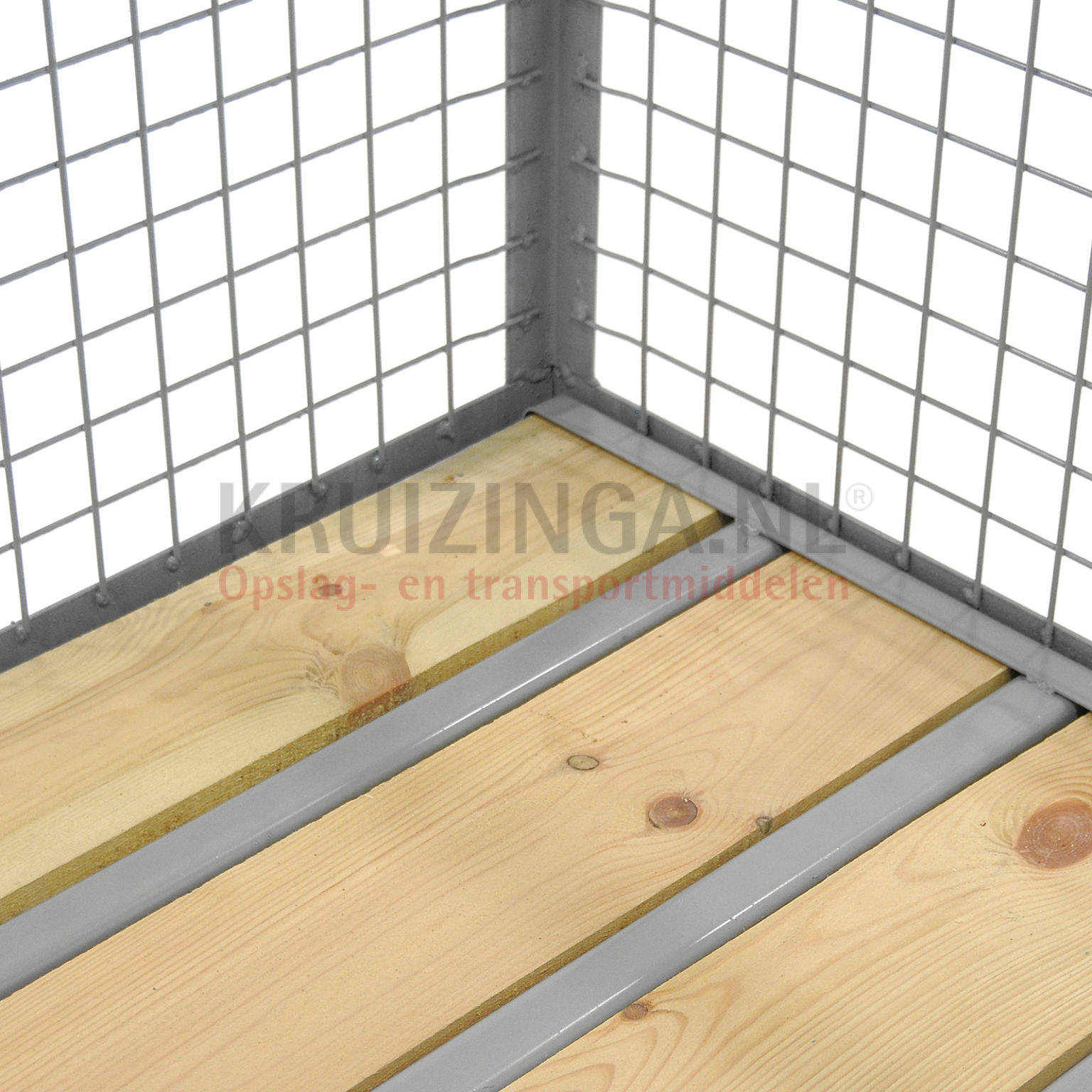 caisse palette grillag e construction compact ex cution. Black Bedroom Furniture Sets. Home Design Ideas
