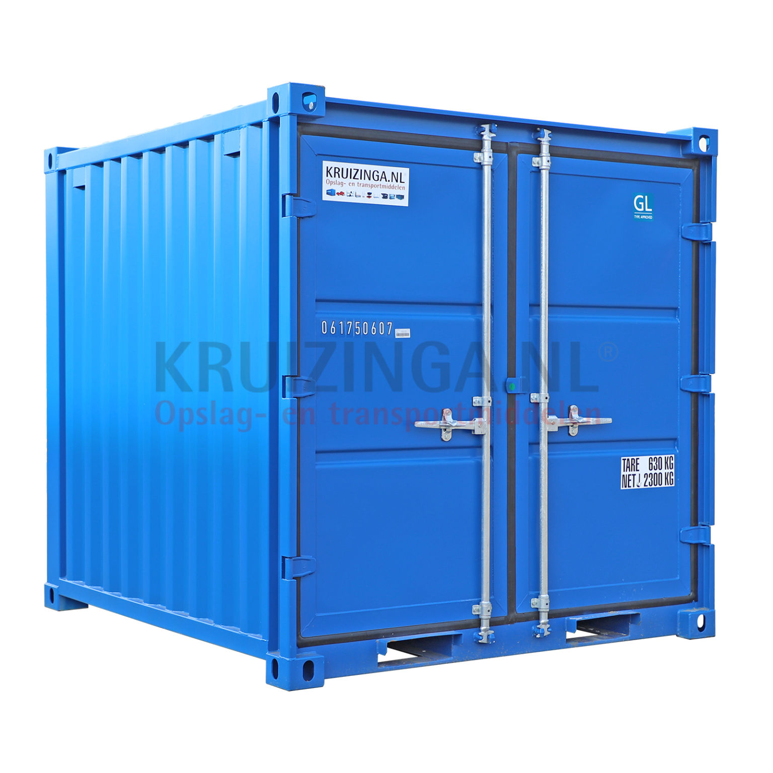 container materieelcontainer 8 ft vanaf 2212 75 incl levering. Black Bedroom Furniture Sets. Home Design Ideas