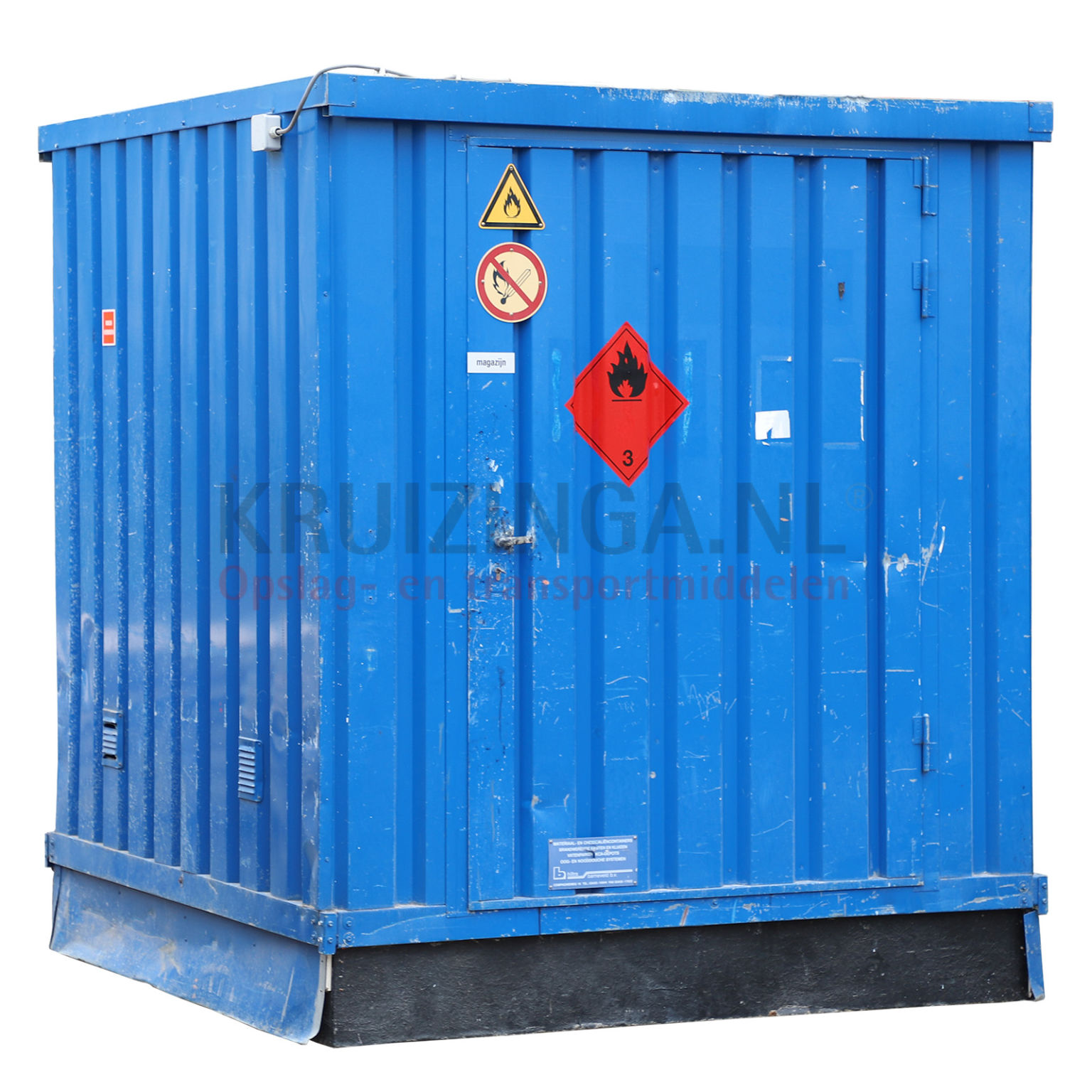 container chemo container ohne einsteckkufen gebraucht. Black Bedroom Furniture Sets. Home Design Ideas