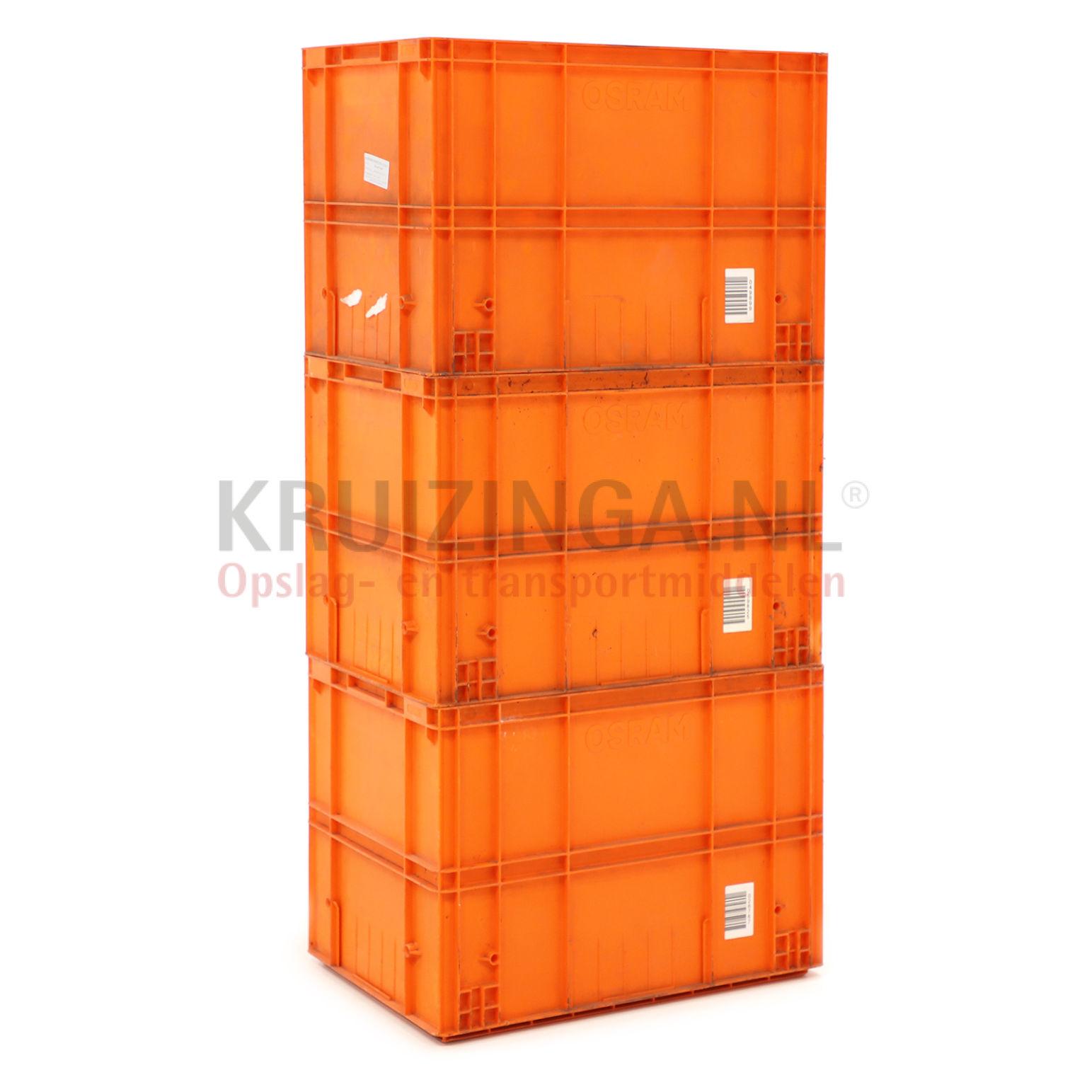 stapelboxen kunststoff stapelbar alle w nde geschlossen gebraucht ab 11 50 frei haus. Black Bedroom Furniture Sets. Home Design Ideas