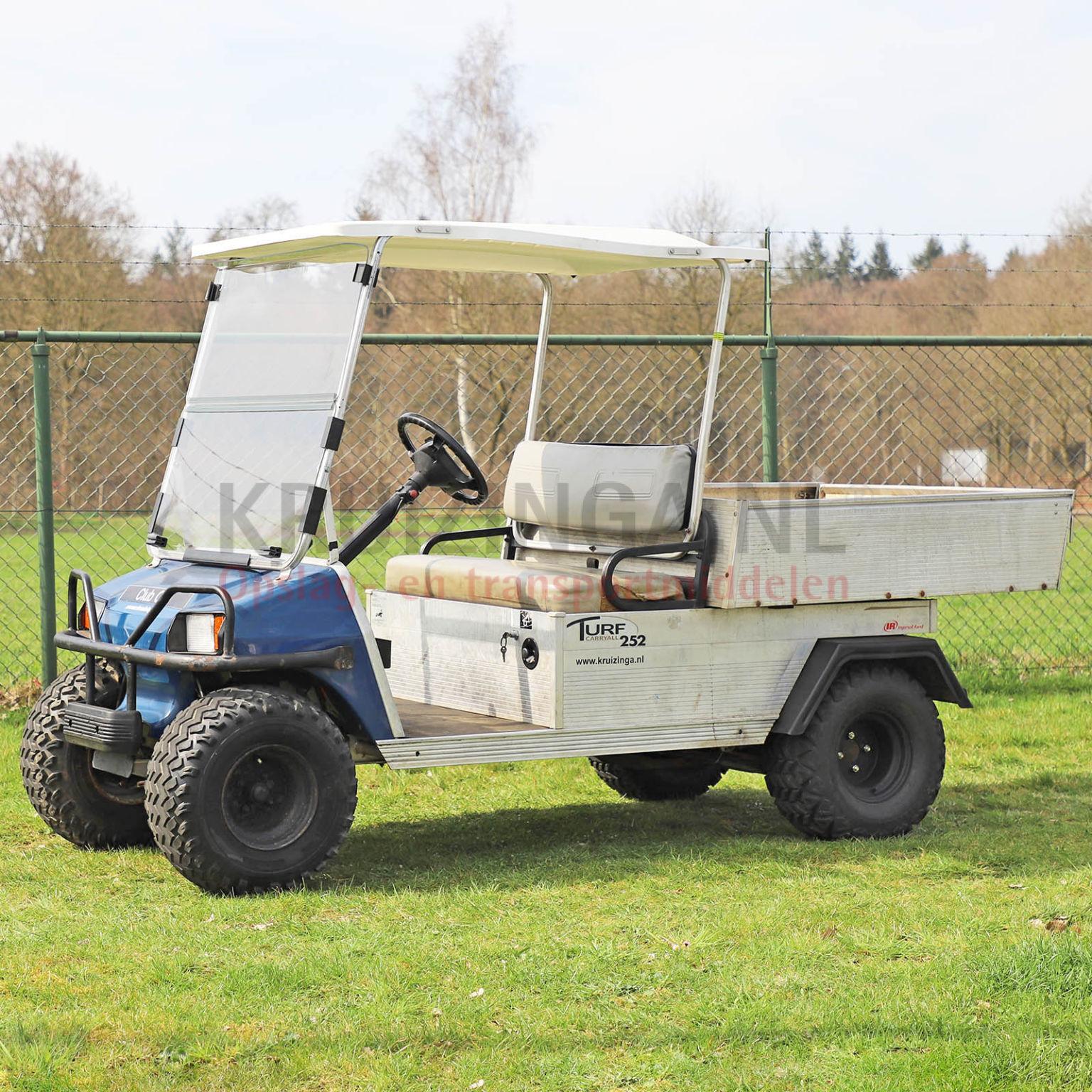 golfwagen club car carryall xrt mit elektrischer. Black Bedroom Furniture Sets. Home Design Ideas