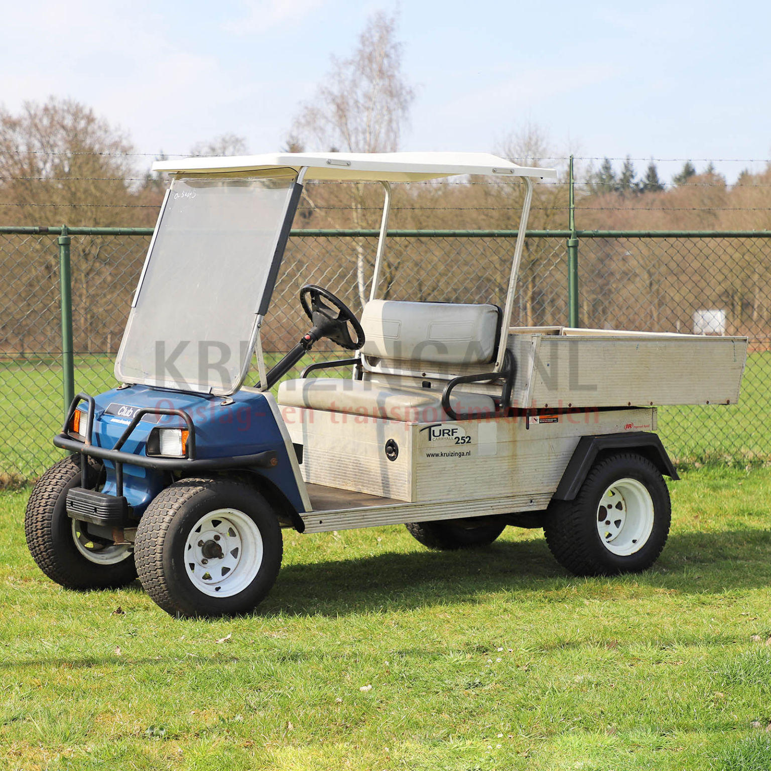 golf cart club car carryall xrt incl benne essence occasion 4500. Black Bedroom Furniture Sets. Home Design Ideas