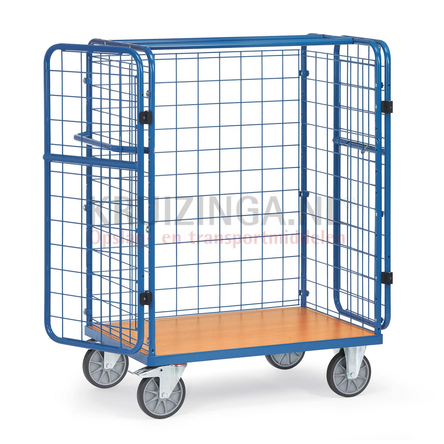 roll conteneur chariot pour colis 388 frais de livraison inclus. Black Bedroom Furniture Sets. Home Design Ideas