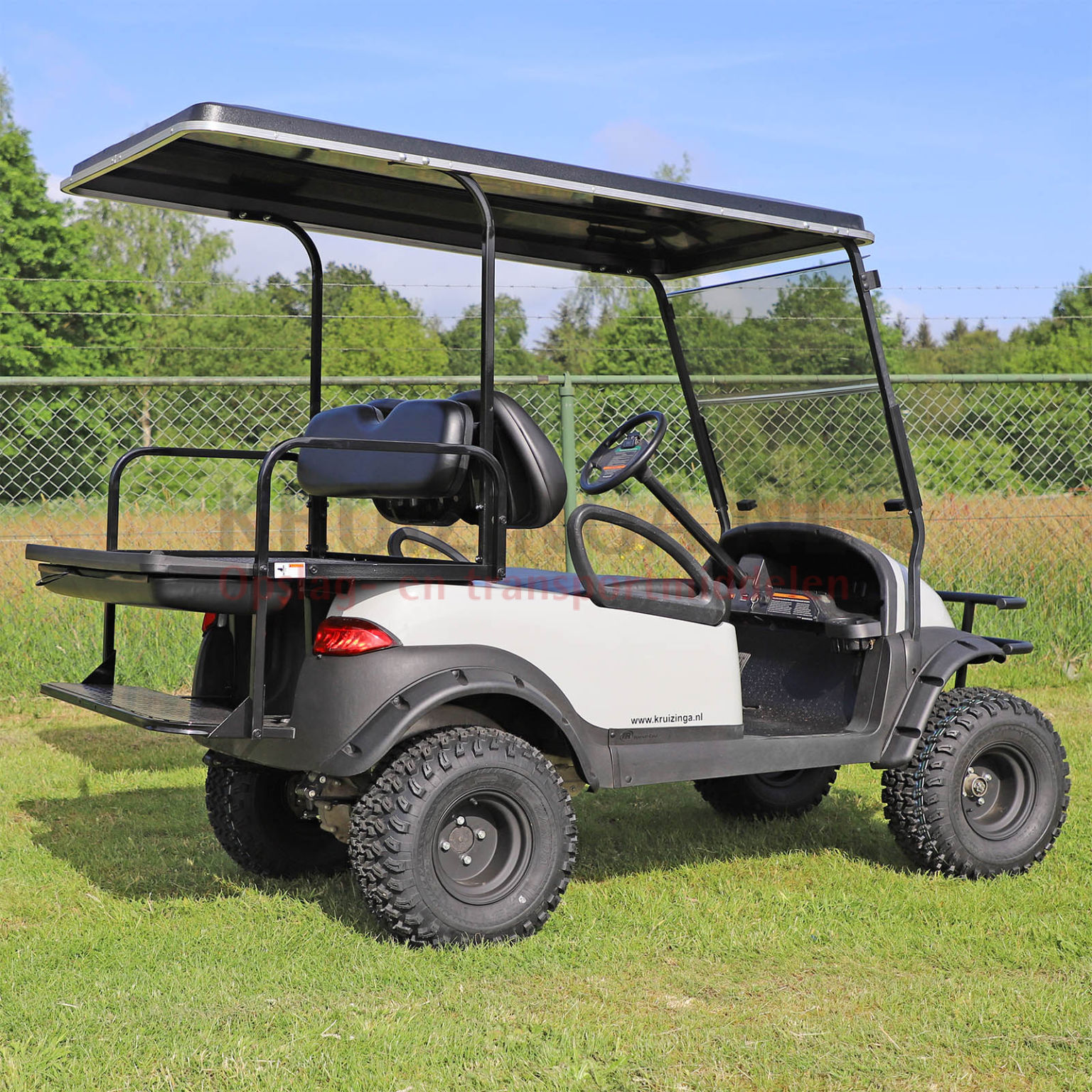 golfwagen club car precedent off road f r 4 personen. Black Bedroom Furniture Sets. Home Design Ideas