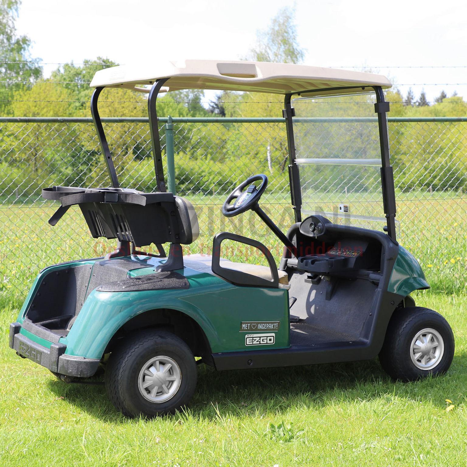 golf cart e z go pour 2 personnes lectrique occasion. Black Bedroom Furniture Sets. Home Design Ideas
