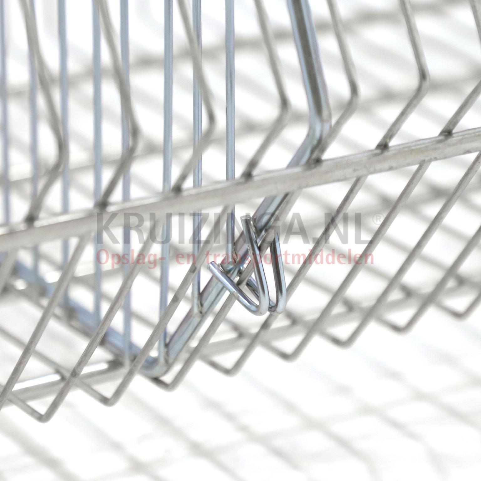 paniers en fil kit combin en roues partir de 125 25. Black Bedroom Furniture Sets. Home Design Ideas