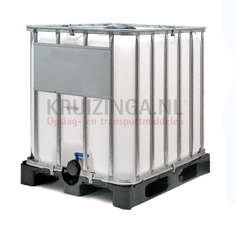 ibc container ibc container 640 ltr ab 204 25 frei haus. Black Bedroom Furniture Sets. Home Design Ideas