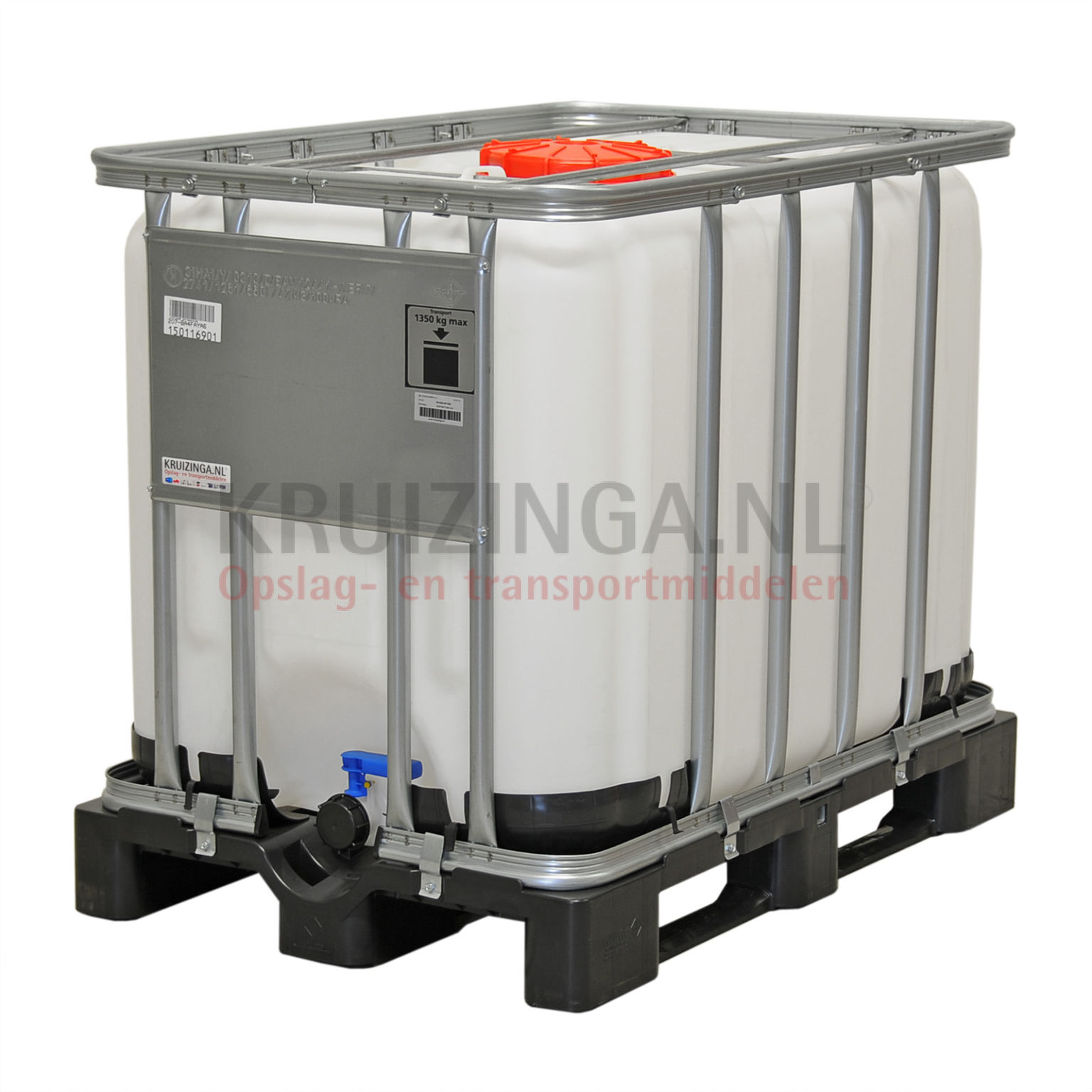 Ibc container fluid container 640 ltr un approved for Un container