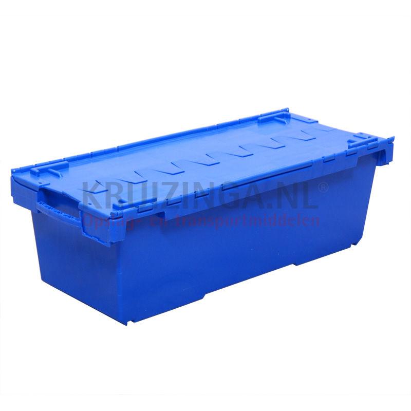 stapelboxen kunststoff schachtel und stapelbar mit 2 teiligem deckel ab 57 25 frei haus. Black Bedroom Furniture Sets. Home Design Ideas