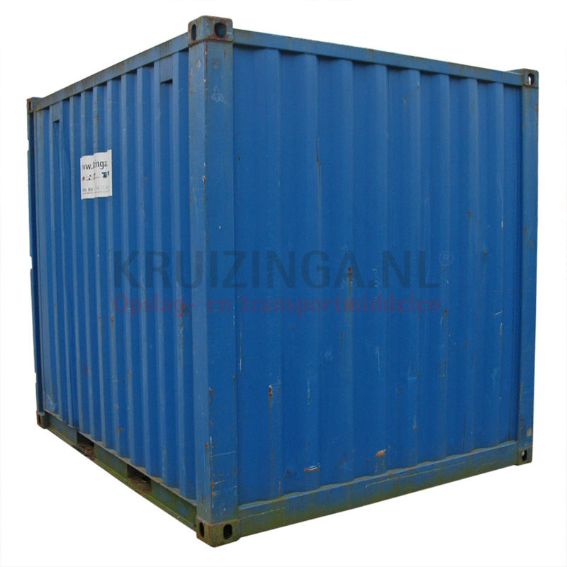 container materieelcontainer 10 ft gebruikt 1550. Black Bedroom Furniture Sets. Home Design Ideas