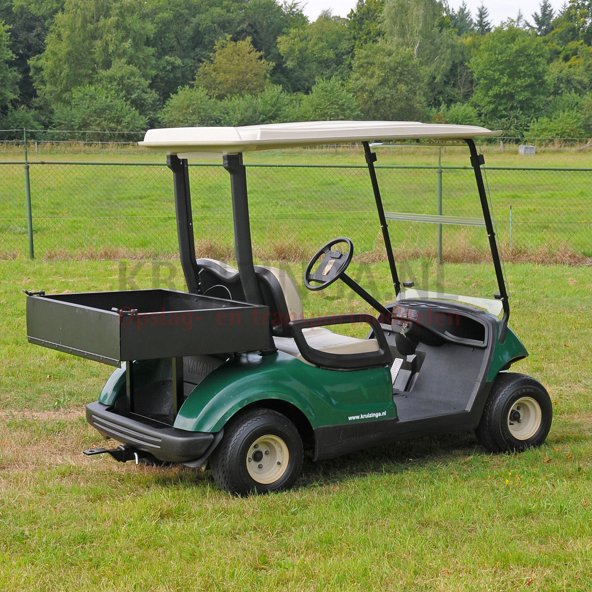golf cart yamaha incl benne lectrique occasion. Black Bedroom Furniture Sets. Home Design Ideas