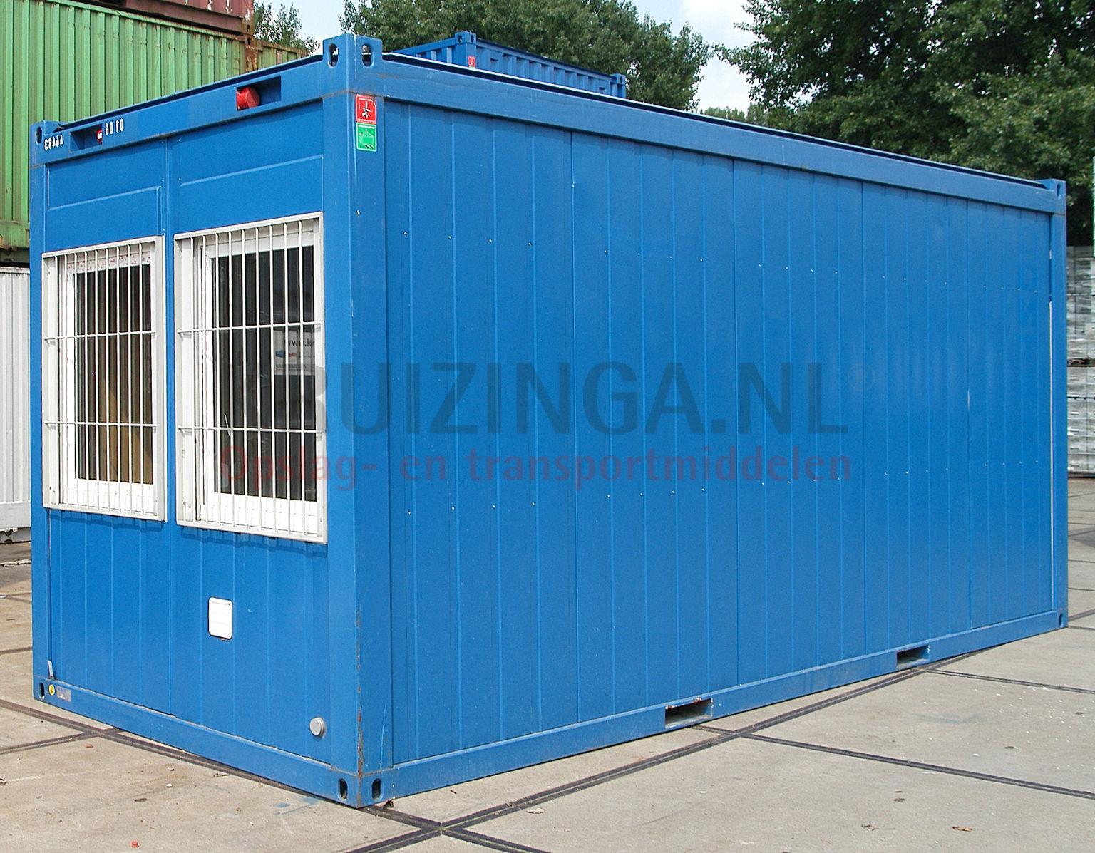 container b rocontainer 20 fu gebraucht 3950. Black Bedroom Furniture Sets. Home Design Ideas