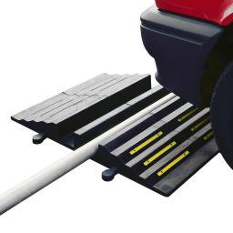 Oprijplaten drempelplaat kabeldrempel AA252527
