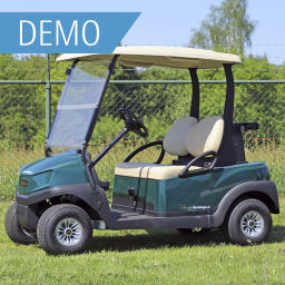 Golfkar Club Car Tempo Voor 2 Personen Kopen Bij Kruizinga Nl
